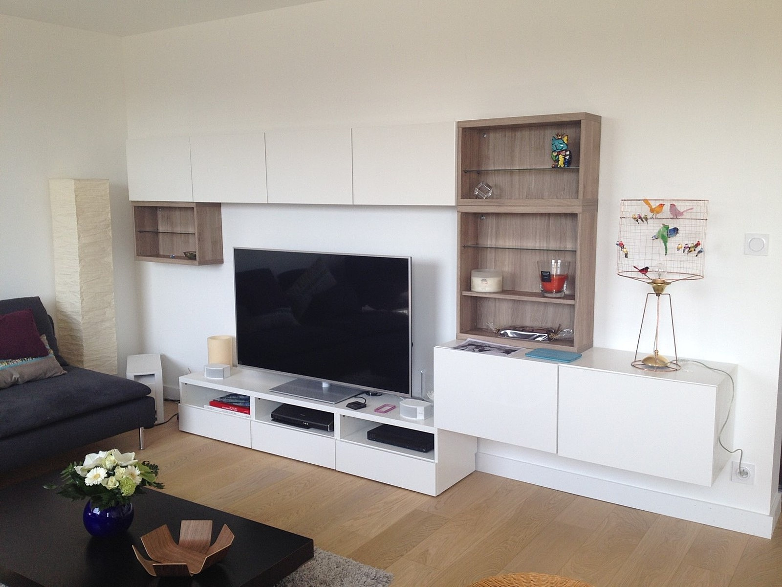 Well Known Ikea Built In Tv Cabinets Within Wall Stand Ikea Shelf Singapore Mounting Sektion Cabinets Lack Tv (Gallery 18 of 20)