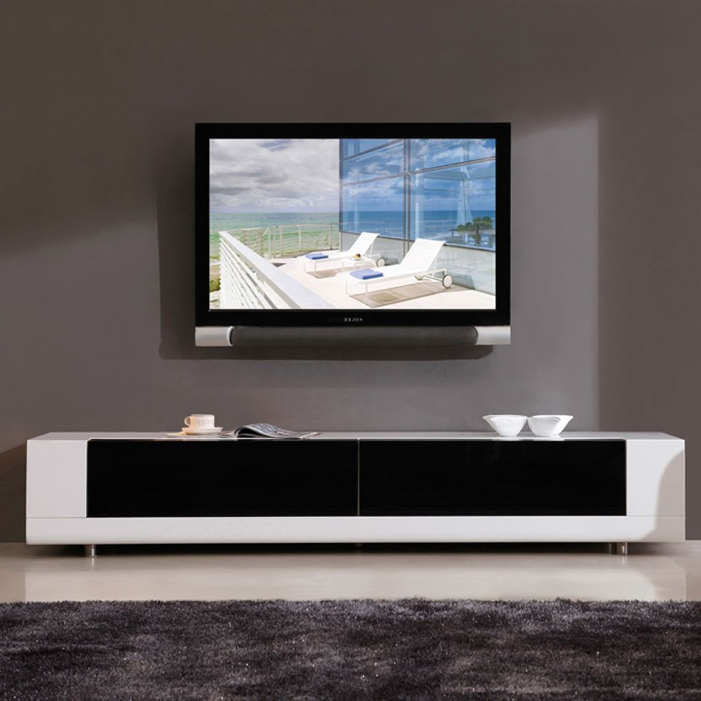 Well Known Low Profile Contemporary Tv Stands Pertaining To This Tv Stand Is The Epitome Of Cutting Edge Contemporary Design (View 5 of 20)