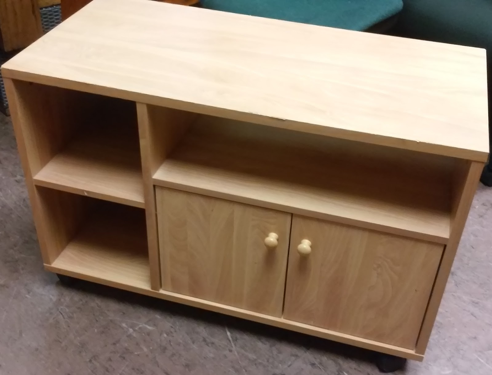 Well Known Maple Tv Stands For Flat Screens For Solid Maple Tv Stand Light Oak Honey With Media Storage Sauder (View 18 of 20)
