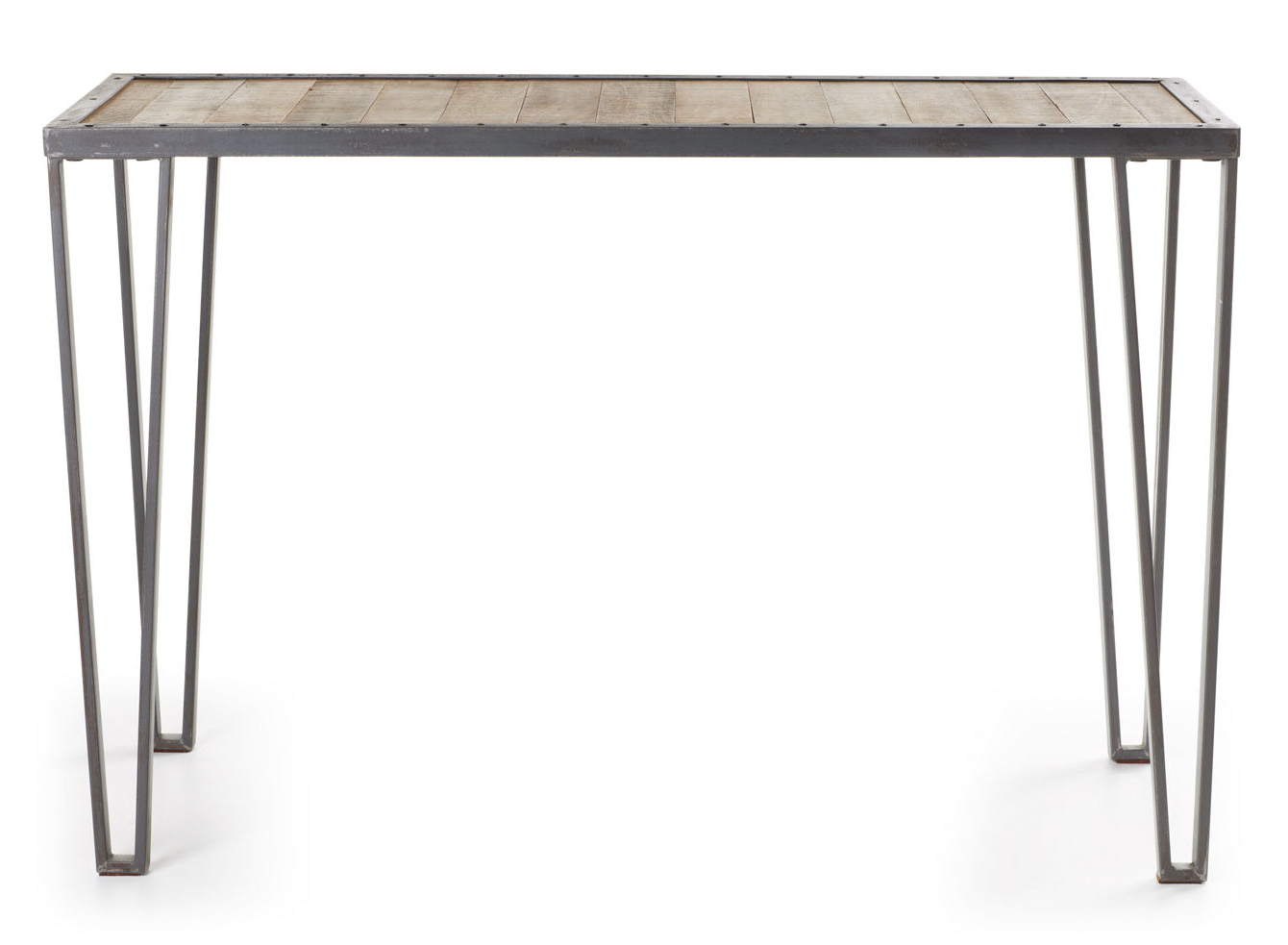 Well Known Mix Agate Metal Frame Console Tables Inside Grey Painted Console Table (View 20 of 20)