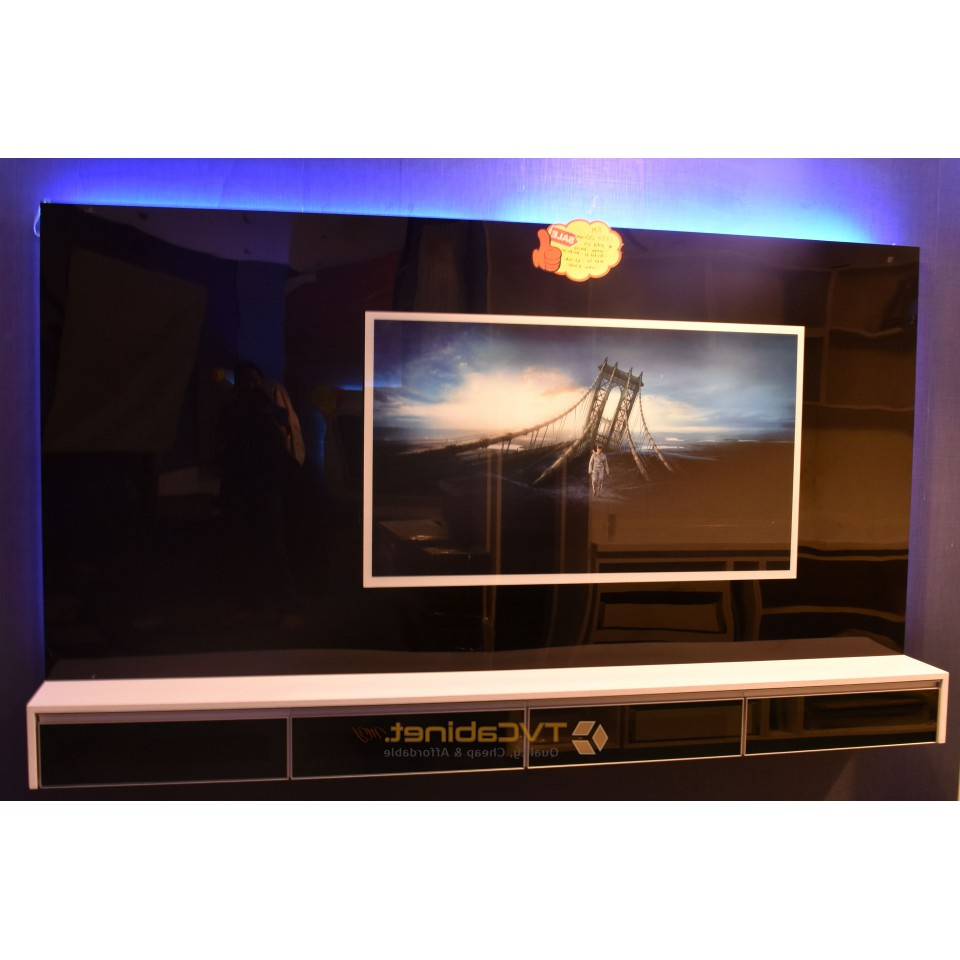 Well Known Modern & Contemporary Tv Cabinet Design Tc012 In Contemporary Tv Cabinets For Flat Screens (View 8 of 20)