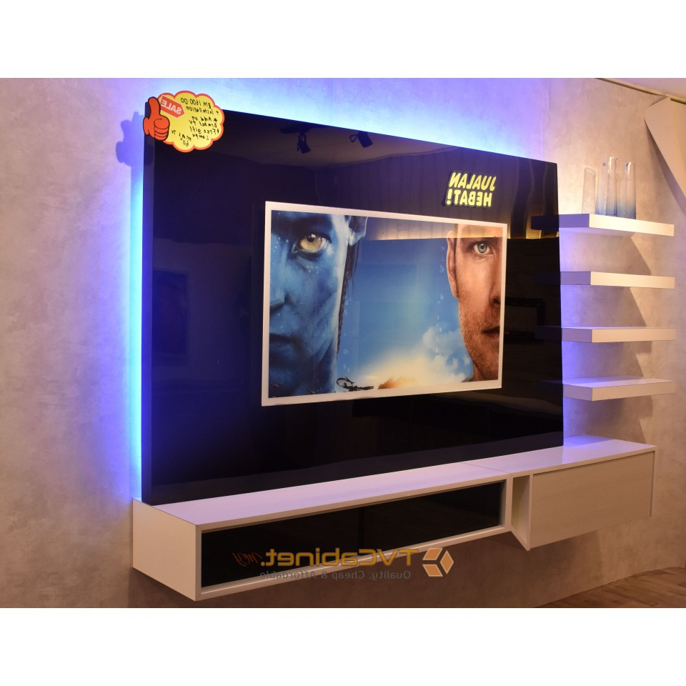 Well Known Modern & Contemporary Tv Cabinet Design Tc020 With Regard To Modern Design Tv Cabinets (Gallery 10 of 20)