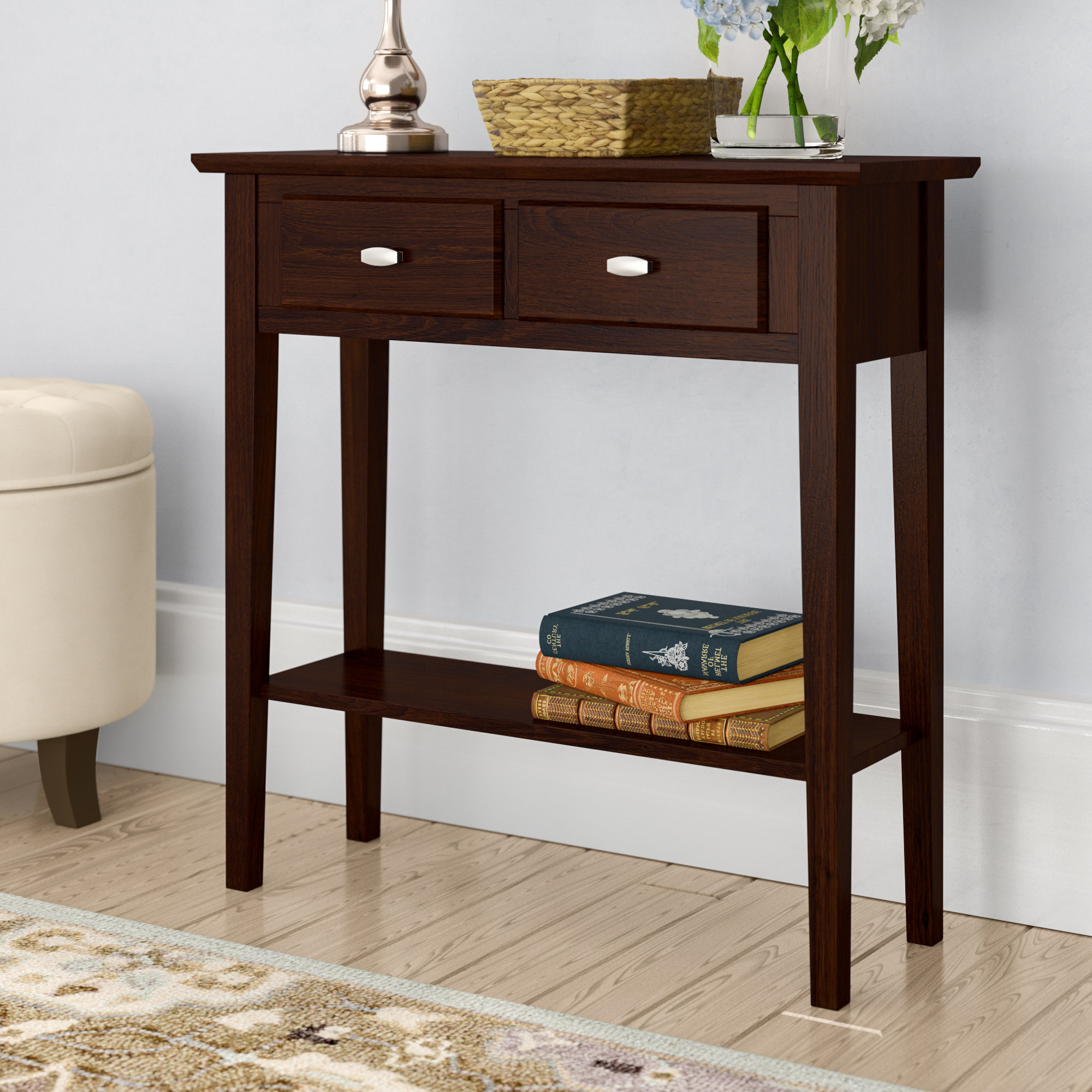 Well Known Narrow Console Tables You'll Love (View 20 of 20)