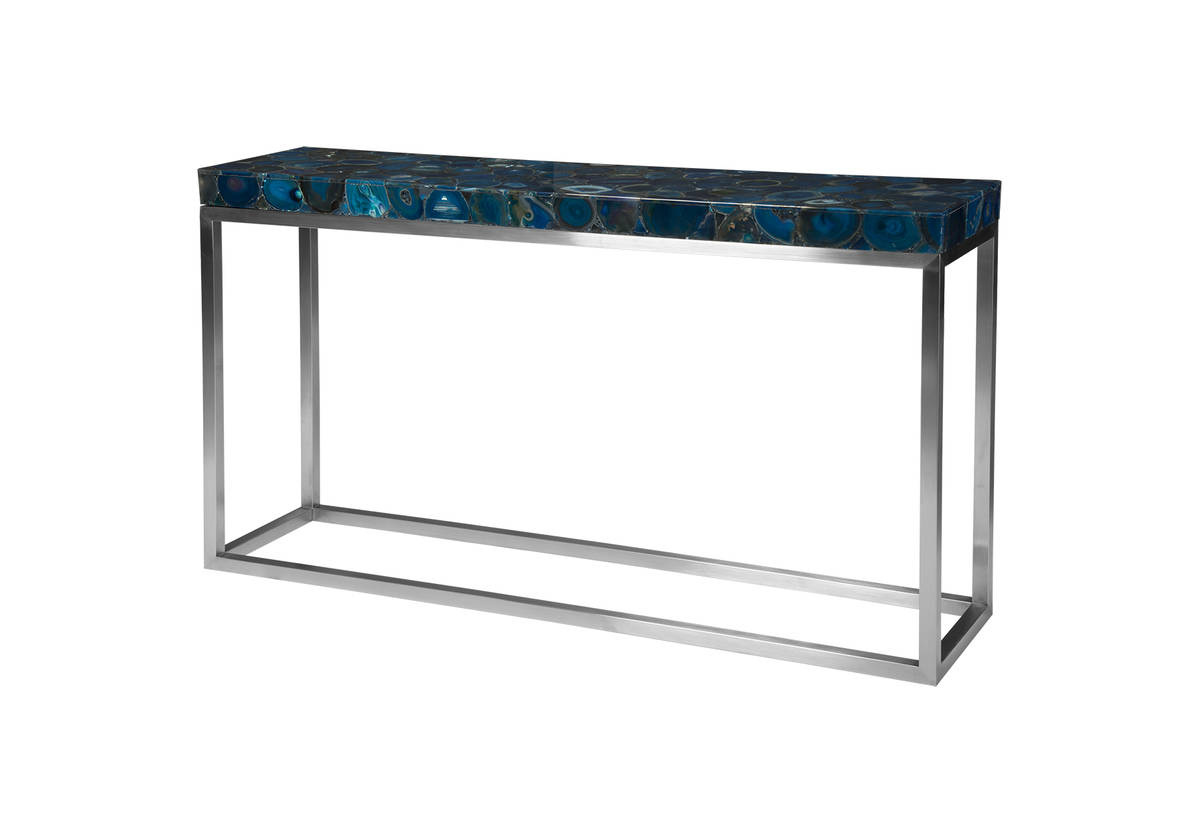 Well Known Phillip Brass Console Tables Pertaining To Phillips Collection – Every Piece Of Conversation (View 4 of 20)
