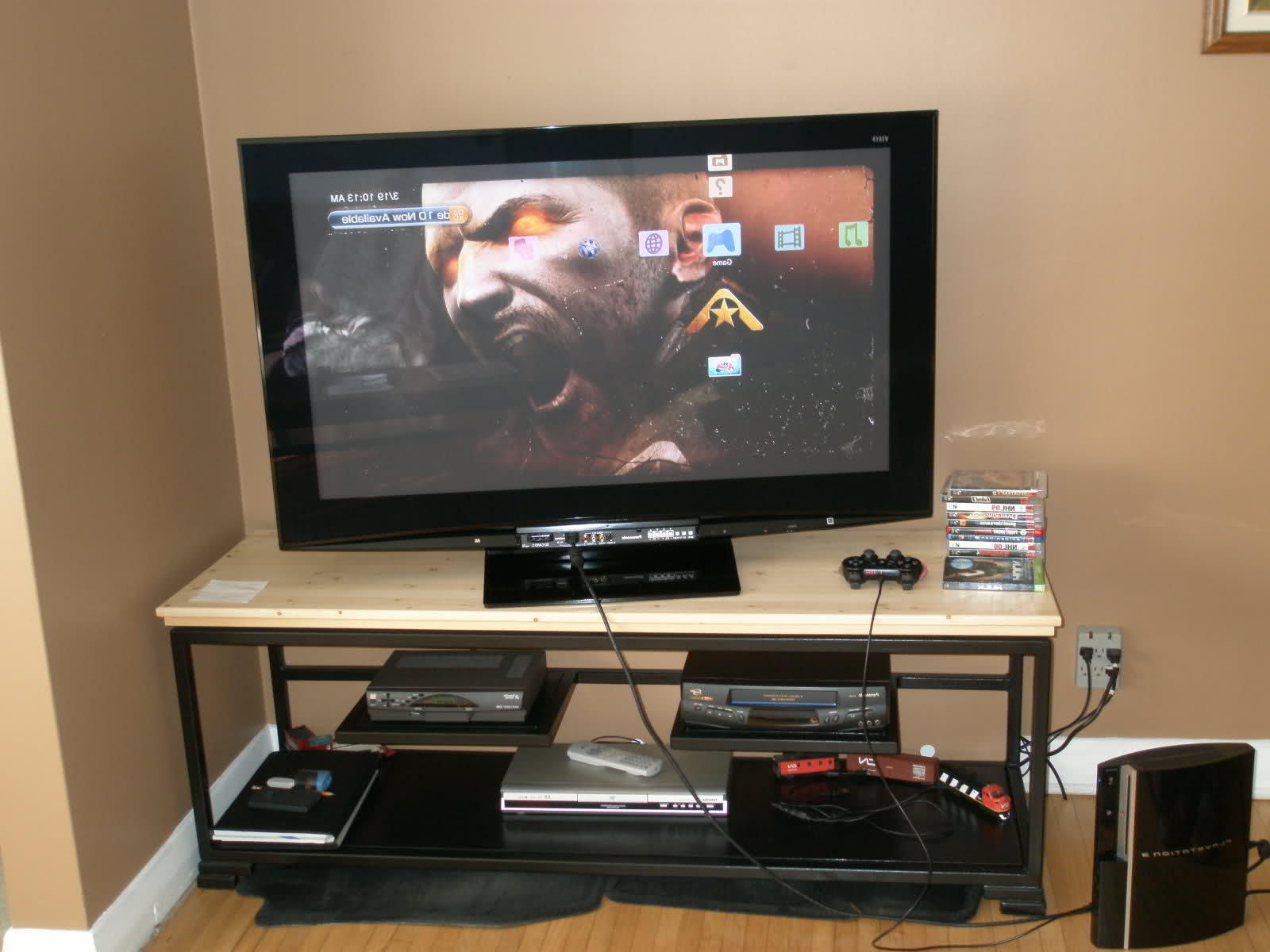 Well Known Post Your Gaming Station! – D2jsp Topic For Tv Stands Over Cable Box (View 20 of 20)