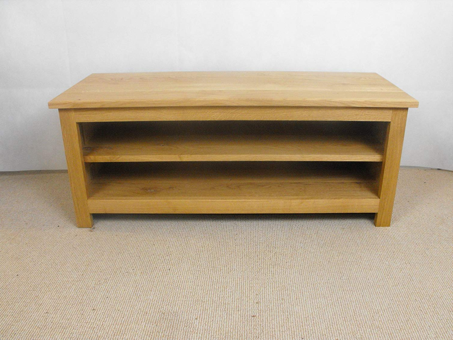 Well Known Really Good Collection Range Low Oak Tv Unit, Stand Cabinet For Cheap Oak Tv Stands (View 18 of 20)