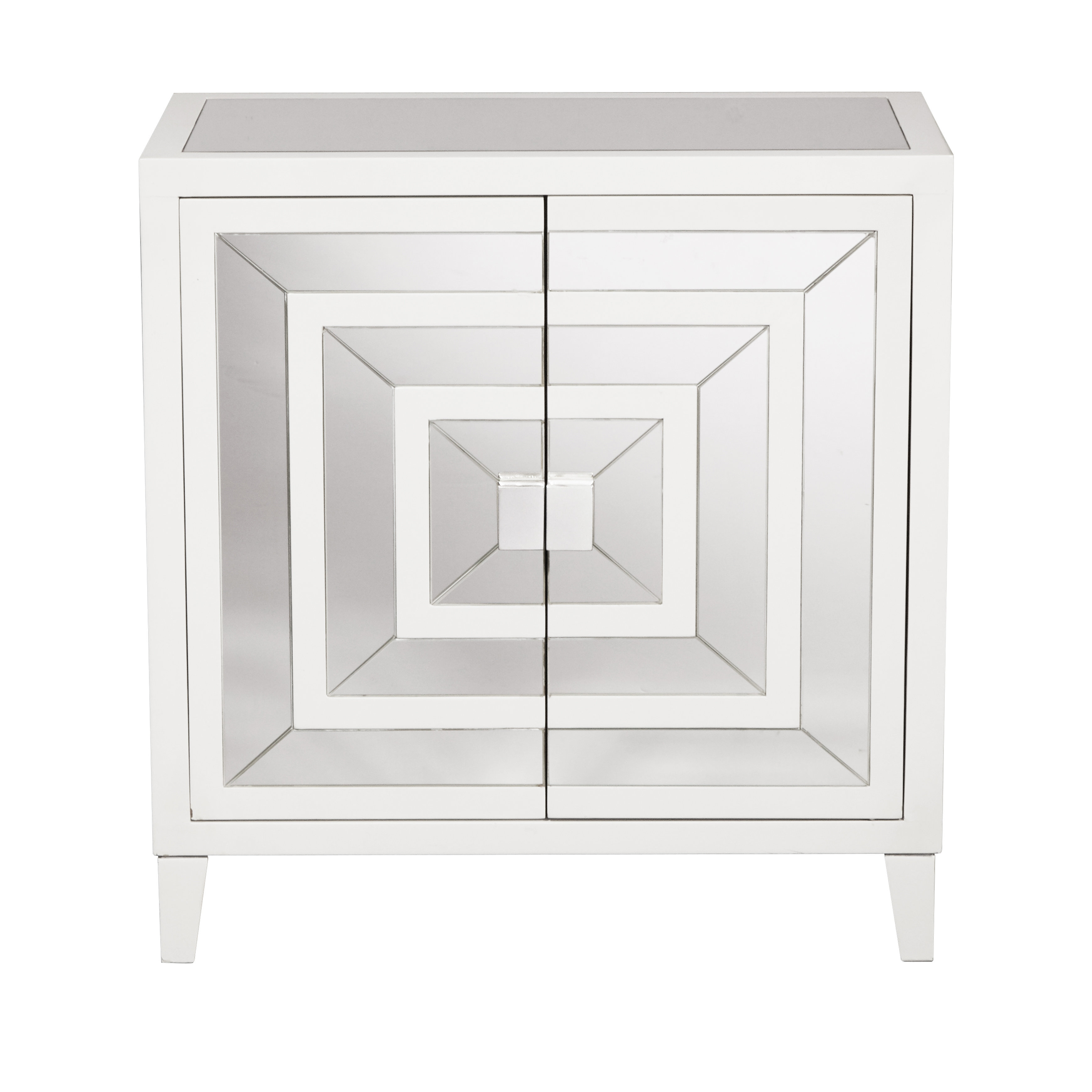 Well Known Scattered Geo Console Tables Pertaining To Modern & Contemporary Windowpane Mirror (Gallery 14 of 20)