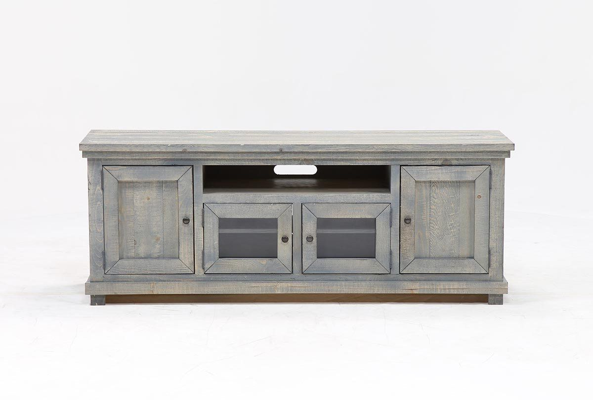 Well Known Sinclair Blue 74 Inch Tv Stand (Gallery 7 of 20)