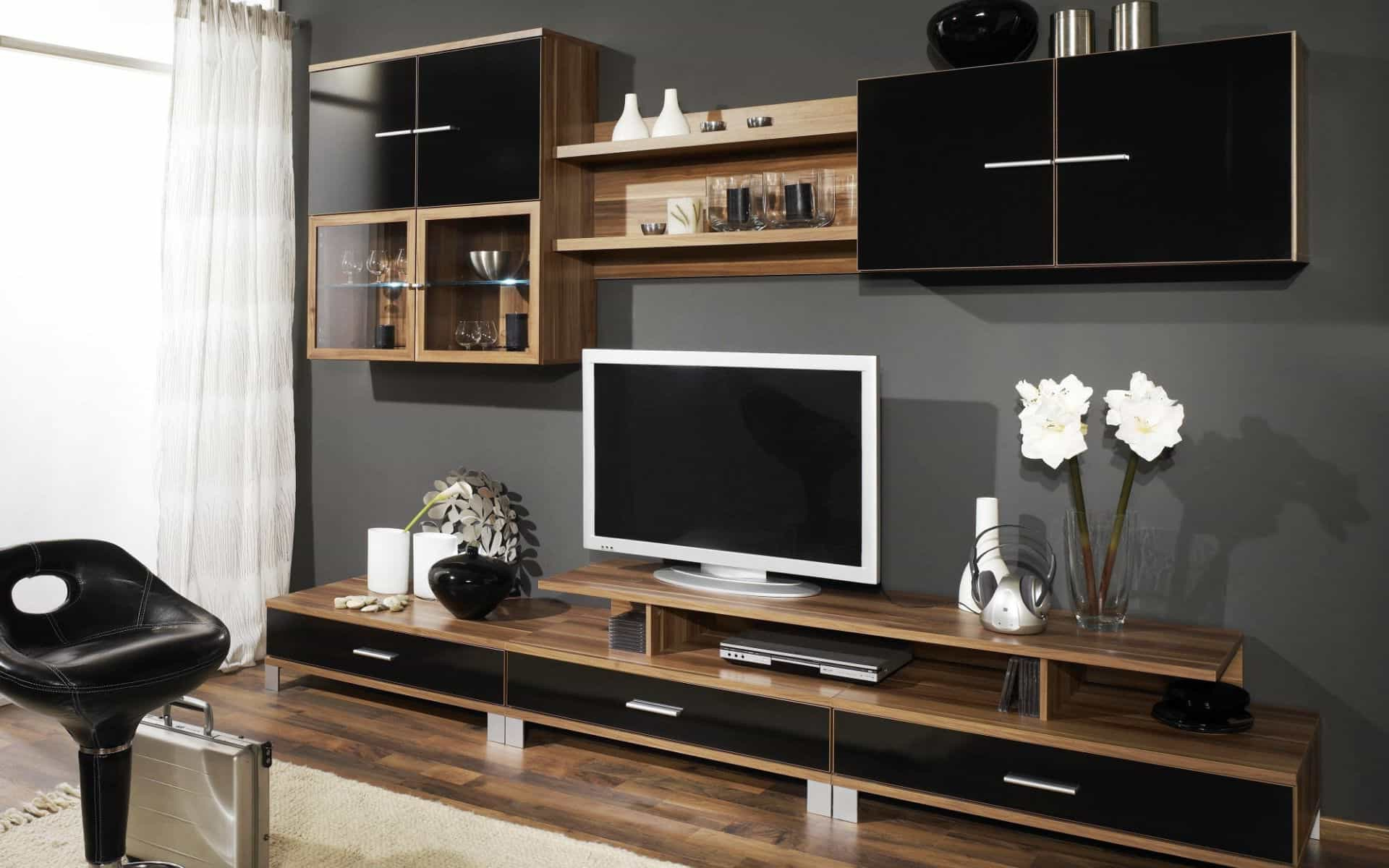 Well Known Stylish Tv Stands With Regard To Modern Tv Stand With Bottom Drawers – Useful And Stylish Tv Stand (View 19 of 20)