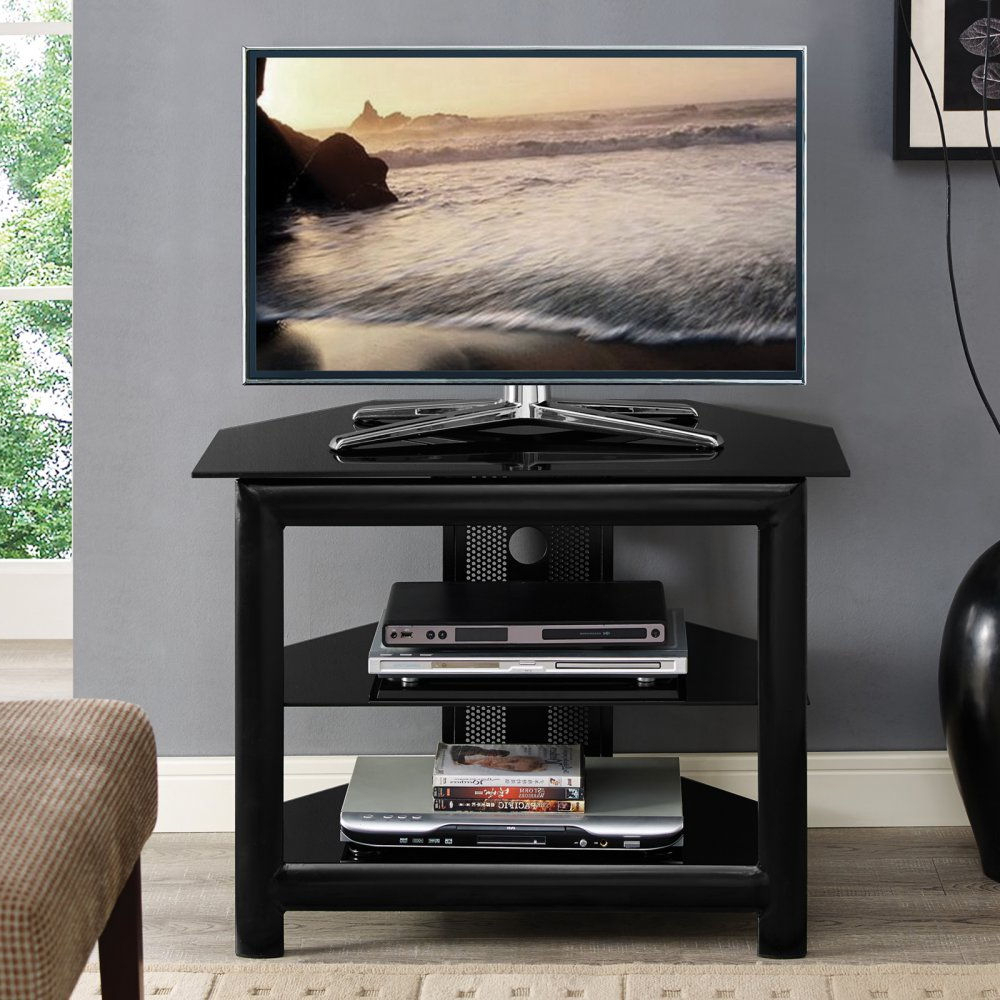 Well Known Tv Stands With Back Panel Within 14 Best Small Tv Stands For (View 5 of 20)