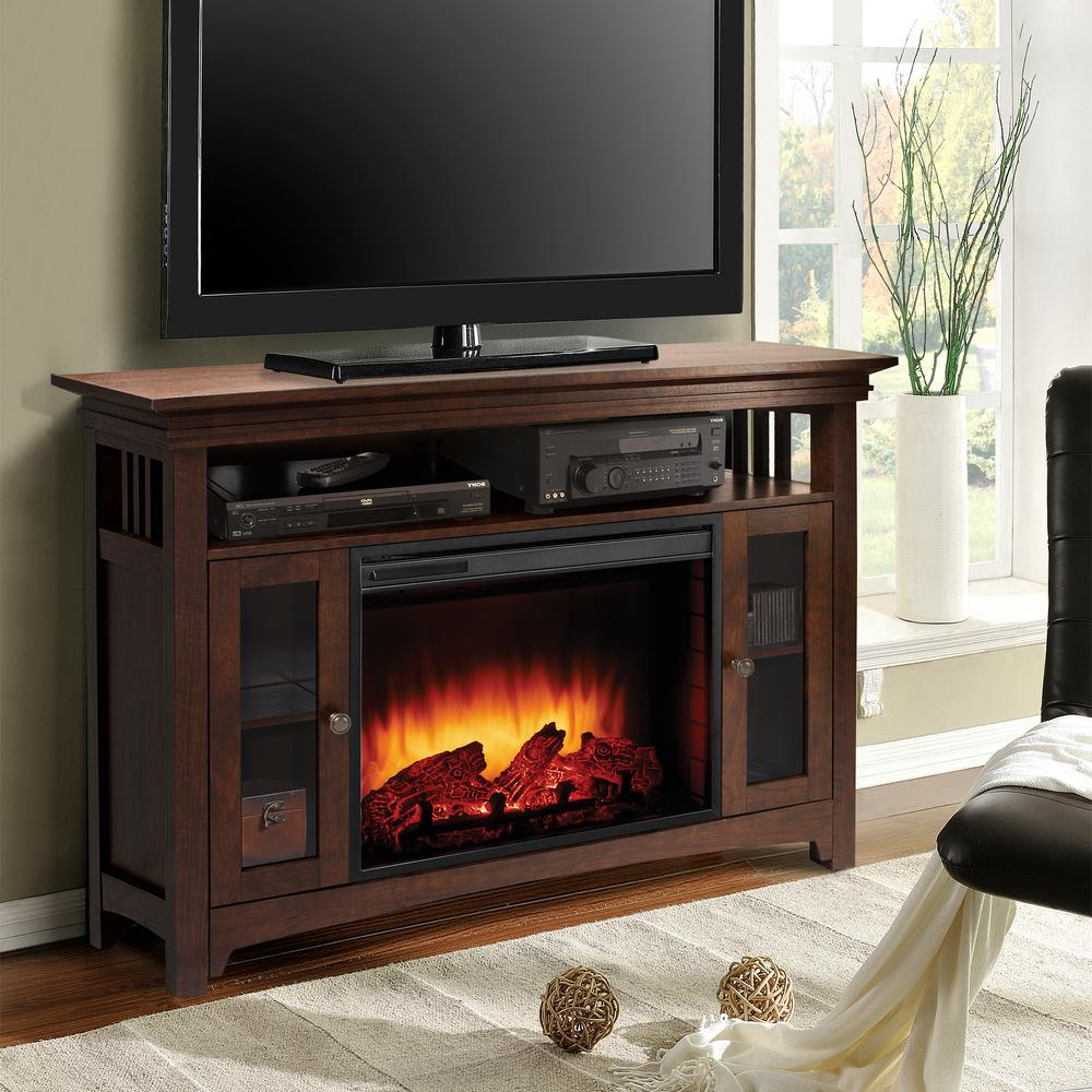 Well Known Wyatt 68 Inch Tv Stands With Regard To Muskoka Wyatt 48 In (View 16 of 20)