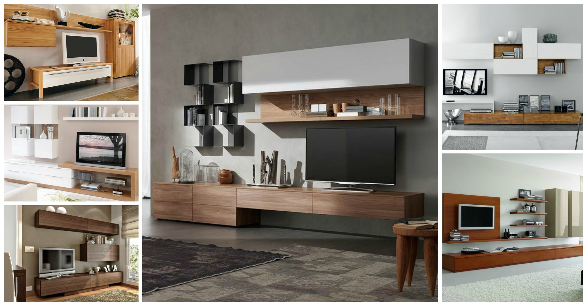 Well Liked 10 Contemporary Tv Wall Units That Will Amaze You Pertaining To Contemporary Tv Wall Units (View 16 of 20)