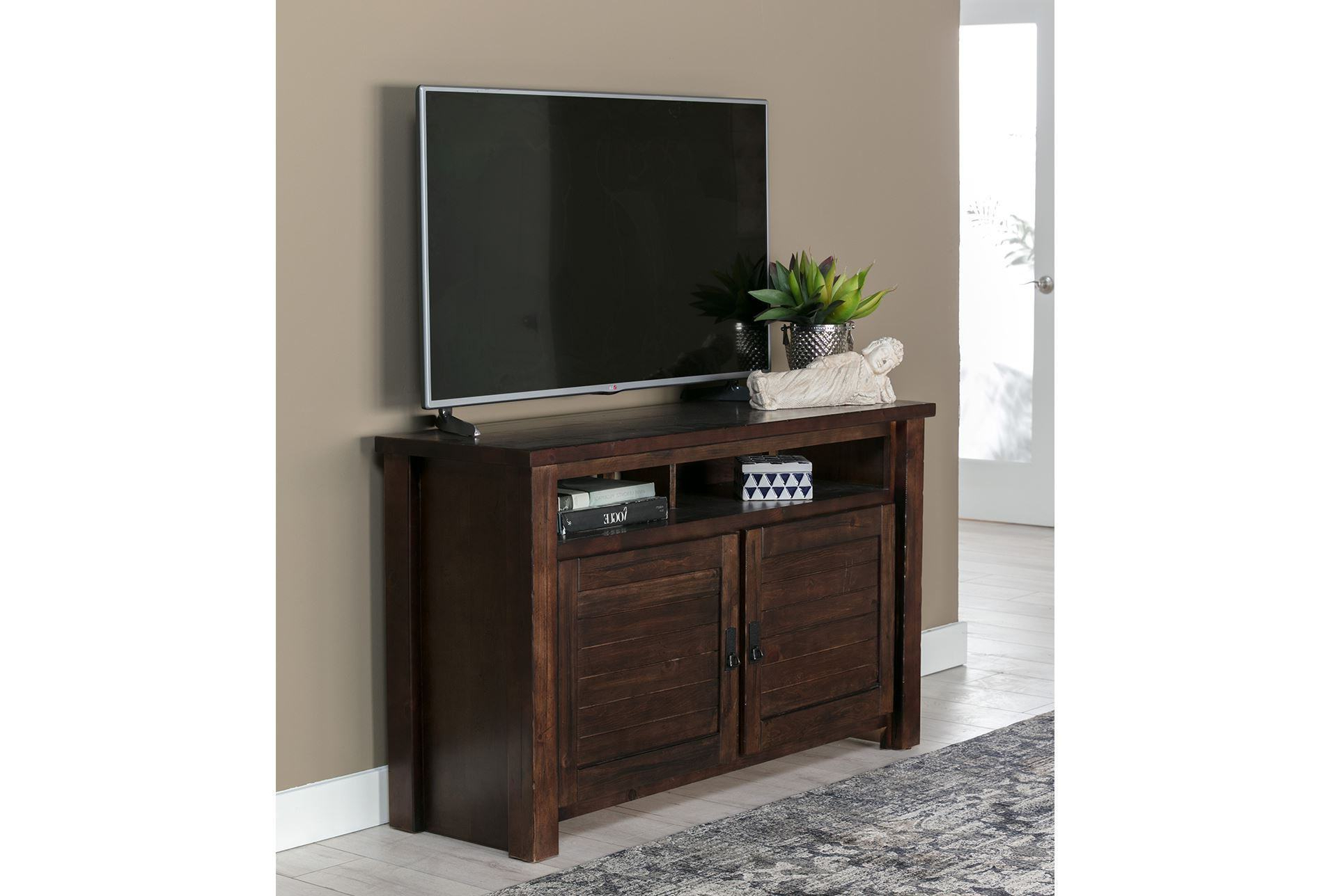 Well Liked 25 Creative 54 Inch Tv Stand Pictures (Gallery 18 of 20)