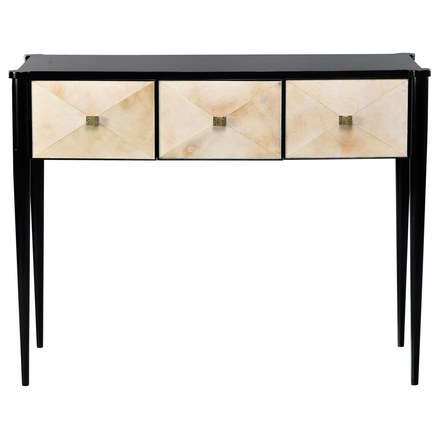 Well Liked Antique And Vintage Console Tables – 7,890 For Sale At 1Stdibs With Oscar 60 Inch Console Tables (View 7 of 20)