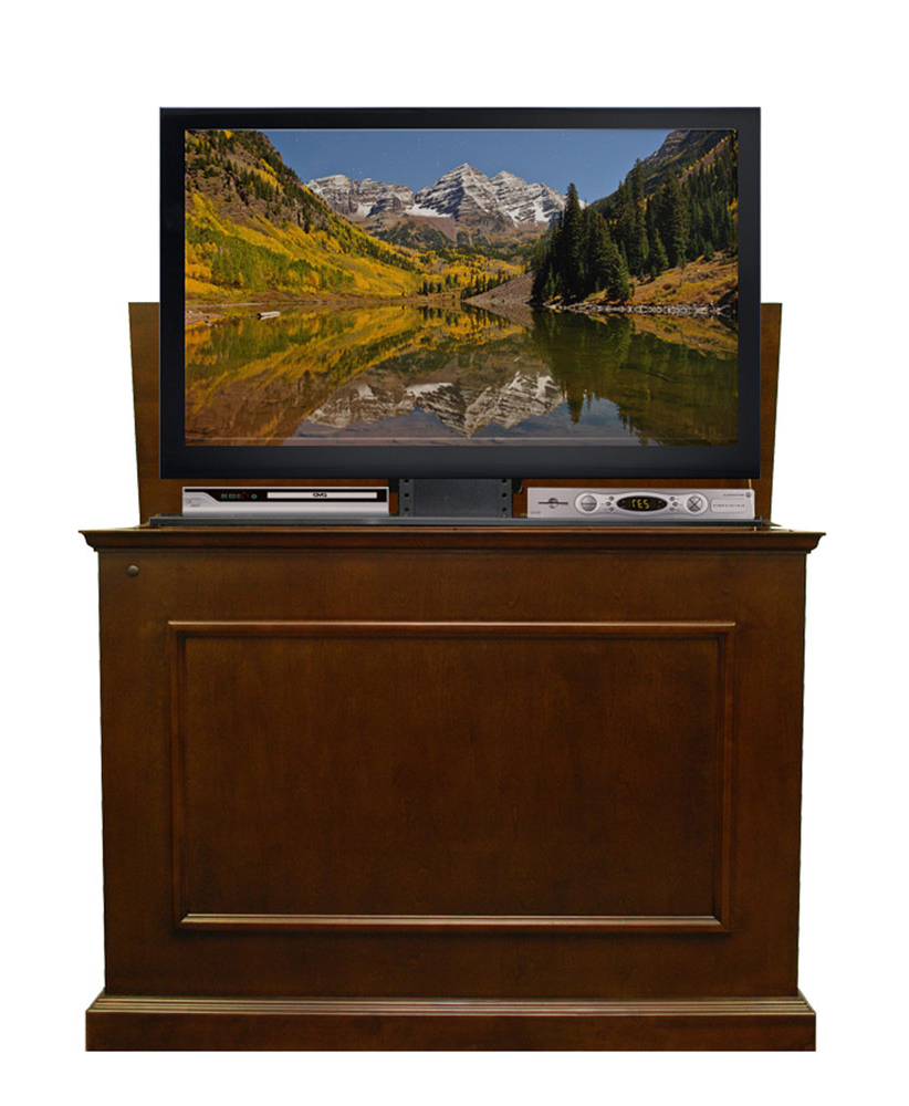 Well Liked Home Loft Concept Tv Stands Within Touchstone Elevate Tv Stand For Tvs Up To 50'' – Walmart (View 20 of 20)