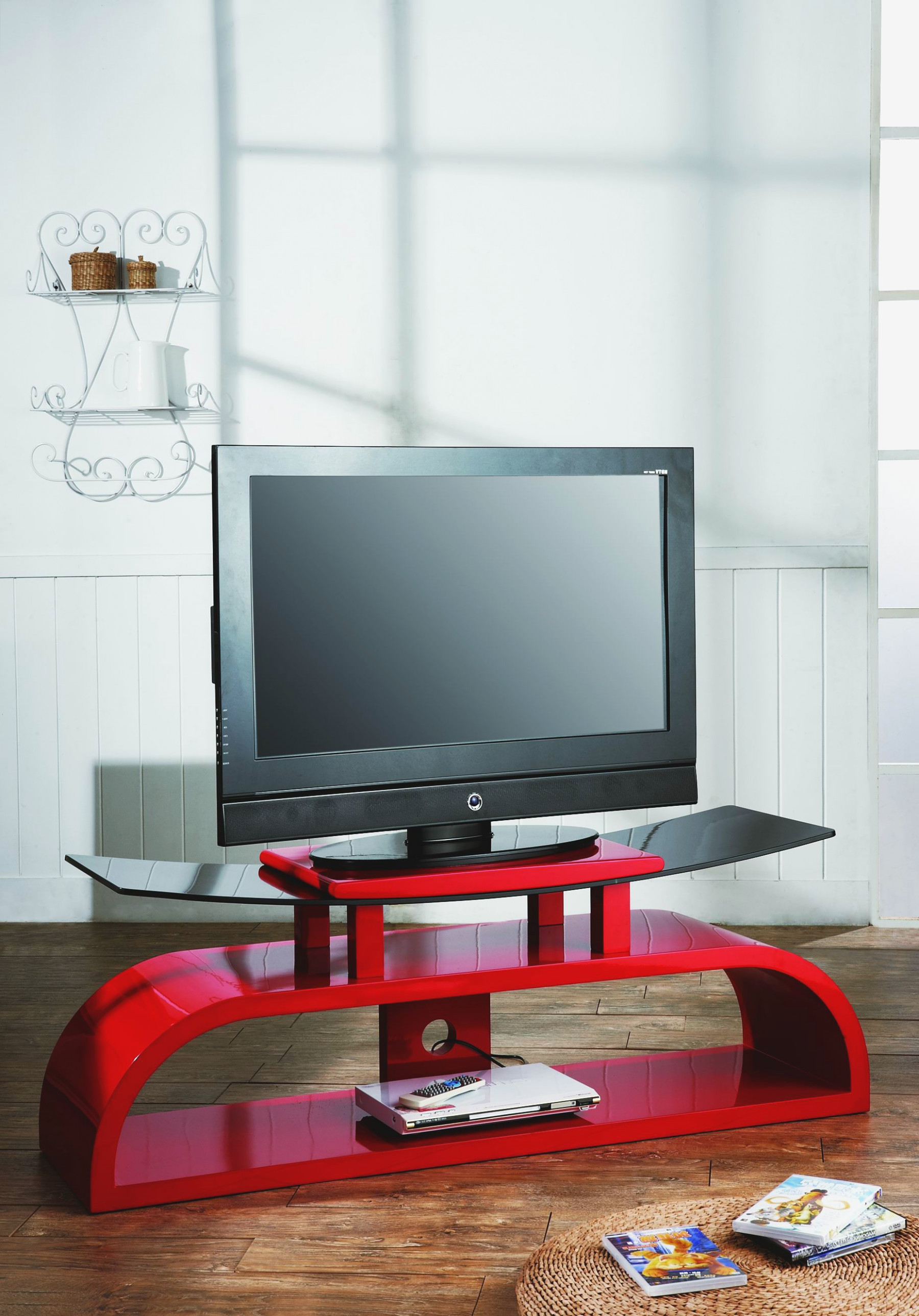 Well Liked Red Tv Stands In Tv Stand Metal Design Nova Domus Mamodern Red Stands Remarkable With (View 20 of 20)