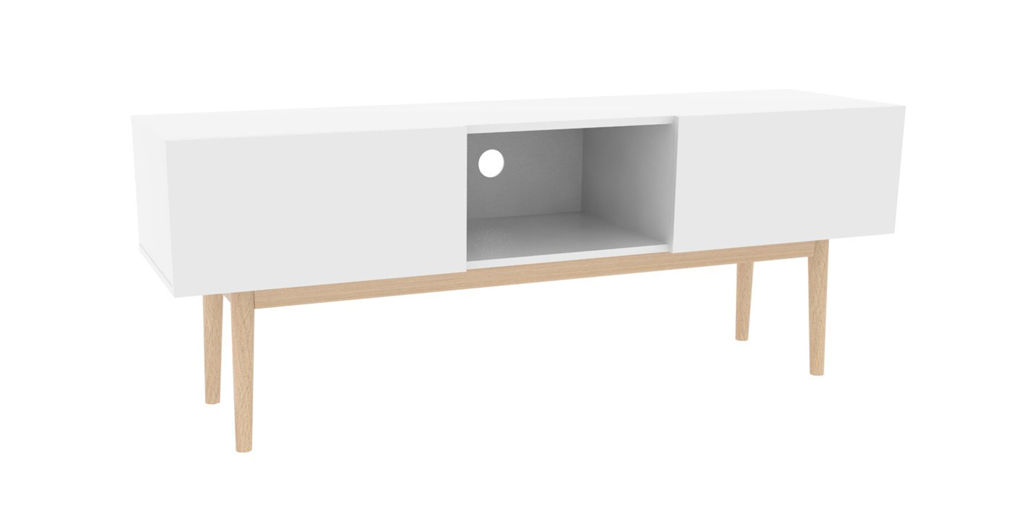 Well Liked Scandinavian Tv Stands You'll Love (View 20 of 20)