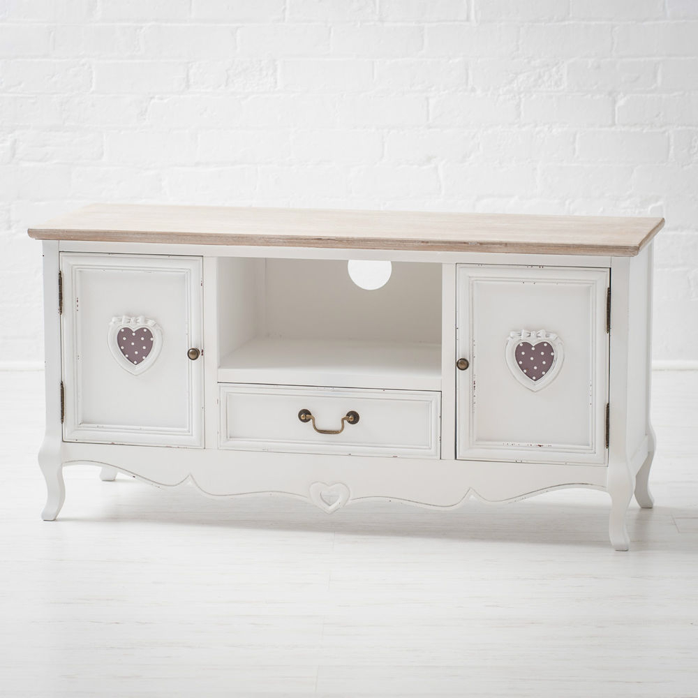 Well Liked Shabby Chic Tv Cabinets Pertaining To Tv Stand Shabby Chic Stands Argos For Sale Ebay Uk – Buyouapp (View 14 of 20)