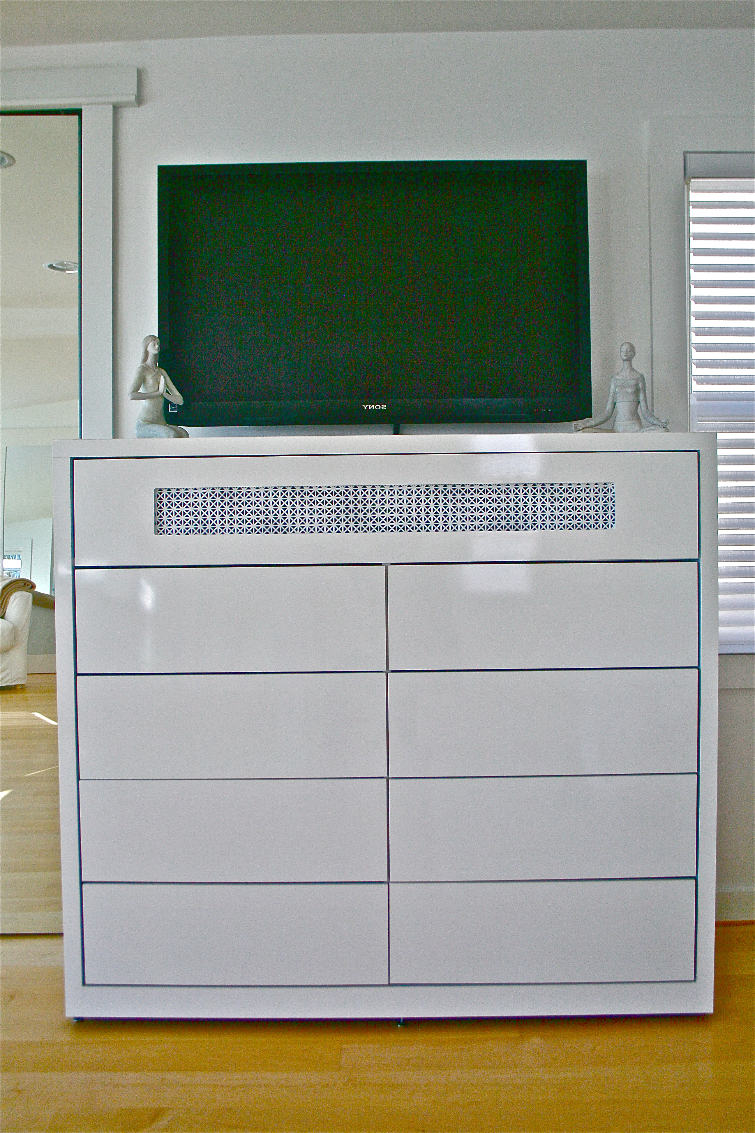 Well Liked Small White Tv Stands Intended For White Tv Stand With Drawers Or Ikea Evoque High Gloss Unit Storage (View 11 of 20)