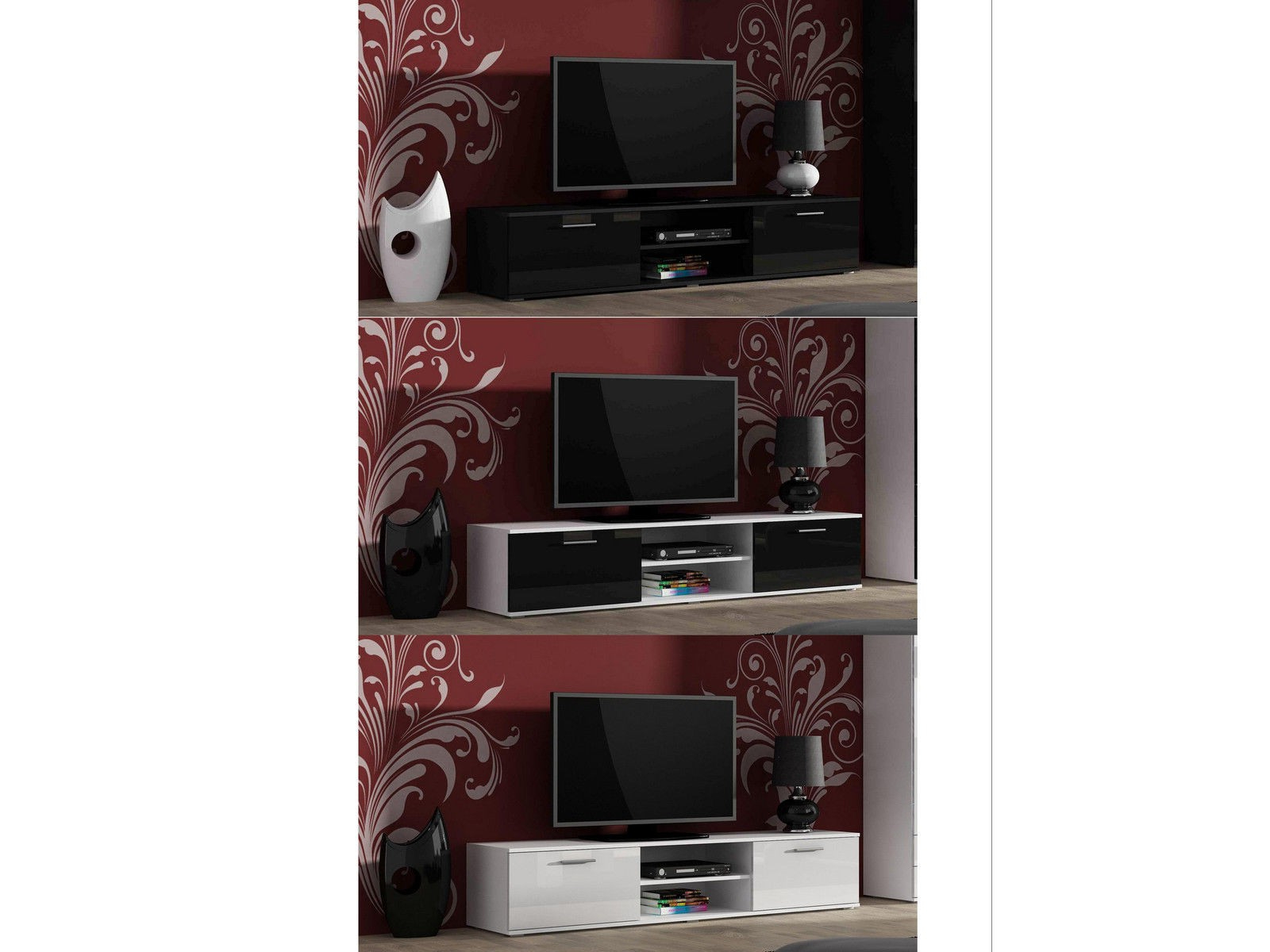 Well Liked Soho Tv Unit – High Gloss In Soho Tv Cabinets (View 19 of 20)