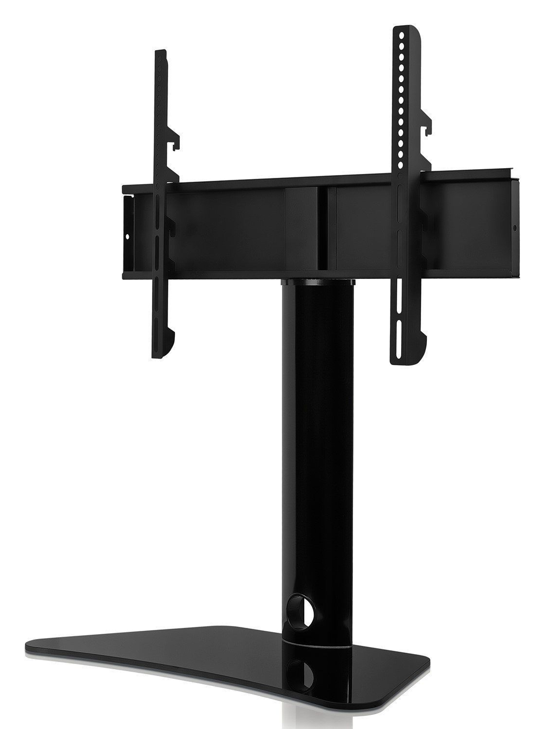 Well Liked Swivel Tv Stands With Mount Intended For Universal Stand Tabletop Tv Bracket Swivel/fixed Desktop Mount  (View 20 of 20)
