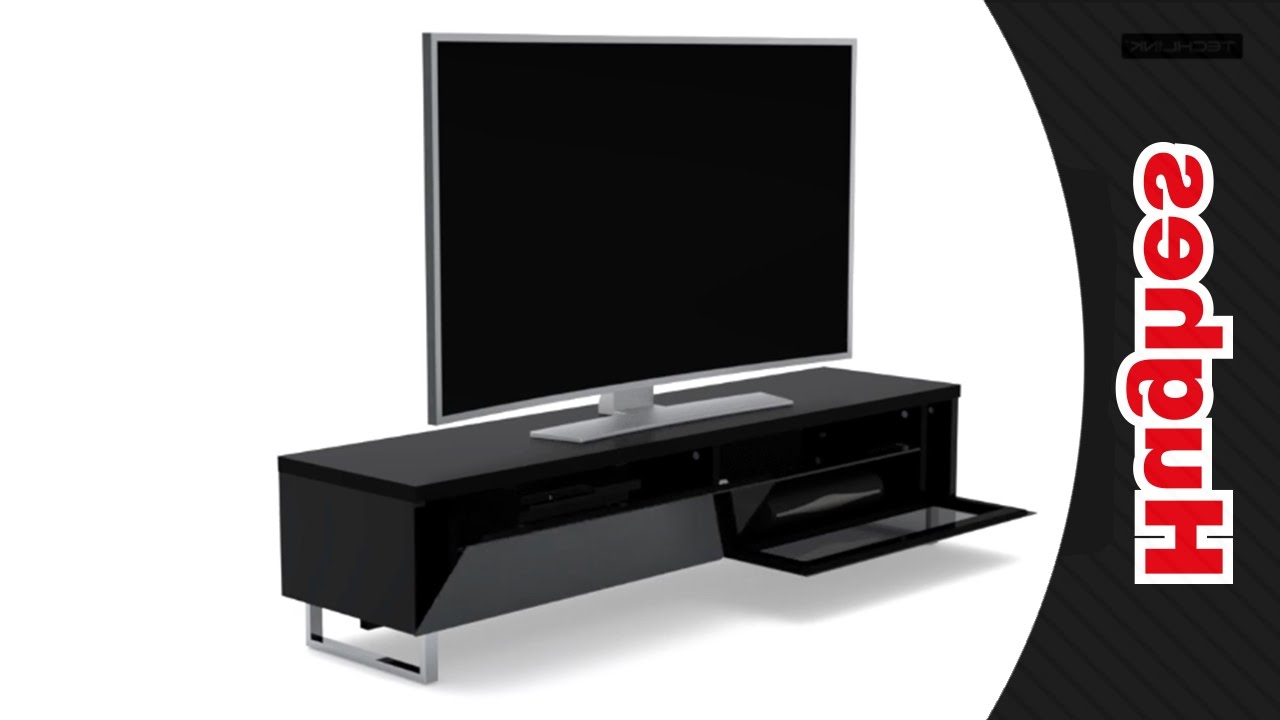 Well Liked Techlink Furniture Tv Av Stands – Youtube With Techlink Air Tv Stands (Gallery 9 of 20)