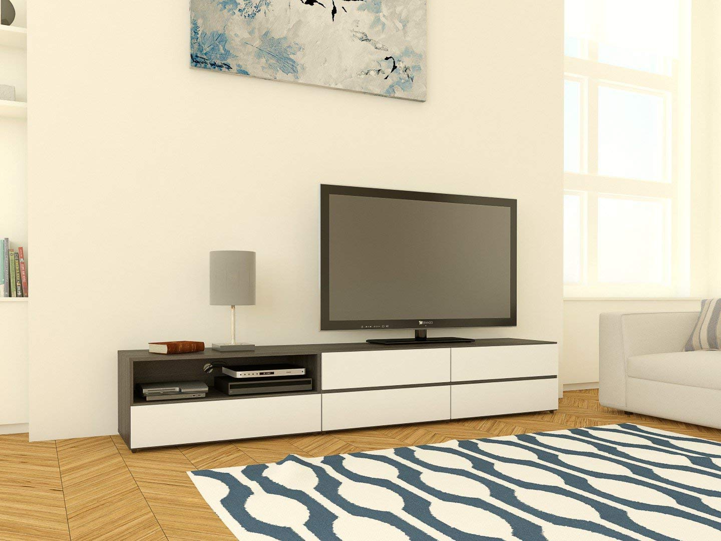 Well Liked Walmart Tv Stands Stand Tall For Flat Screens 38 Inch Wide 36 30 With Tv Stands 38 Inches Wide (View 9 of 20)