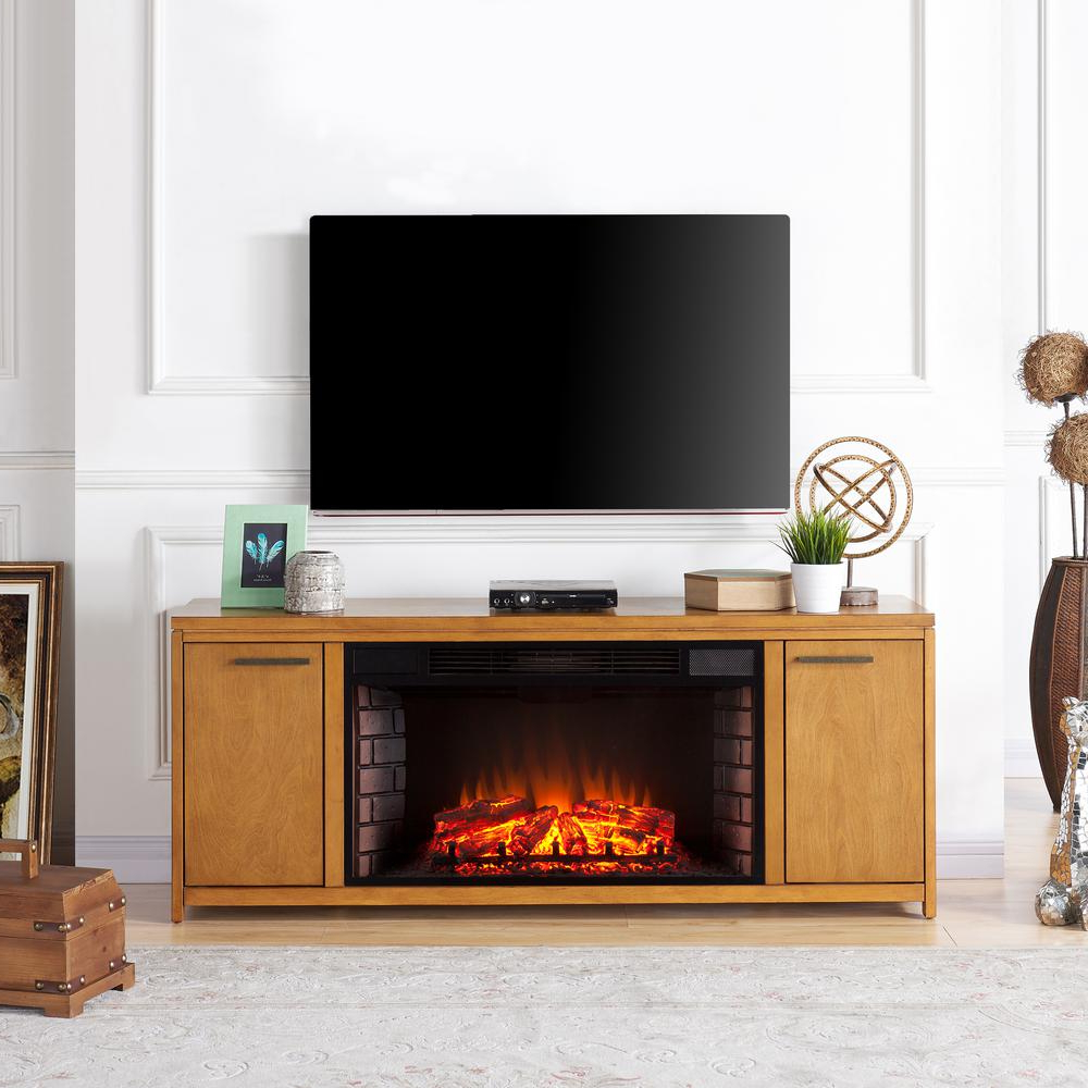 Wide Screen Tv Stands Within Famous Southern Enterprises Telley 60.25 In (View 20 of 20)