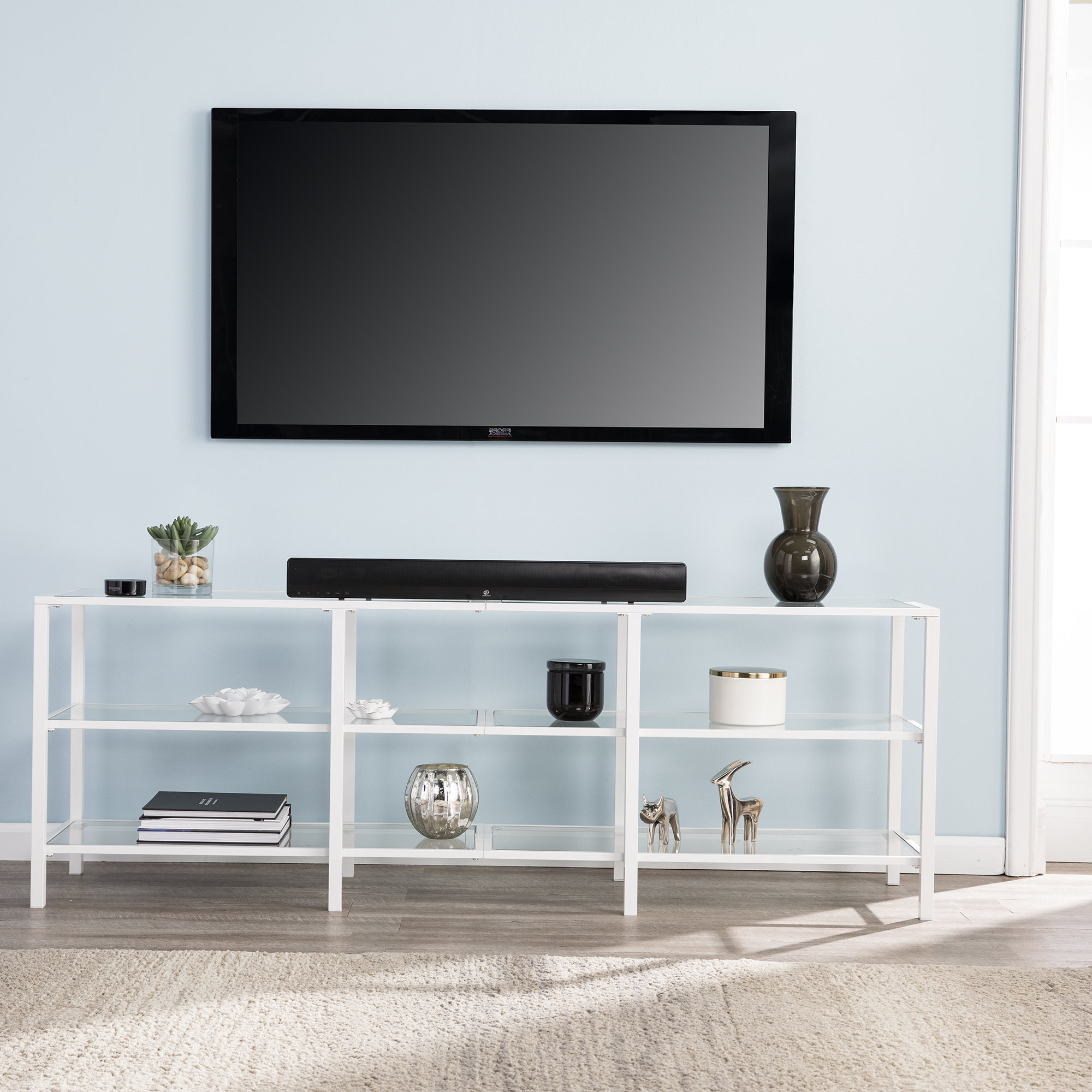 Wide Tv Cabinets In Preferred 70 Inch And Larger Tv Stands (Gallery 17 of 20)