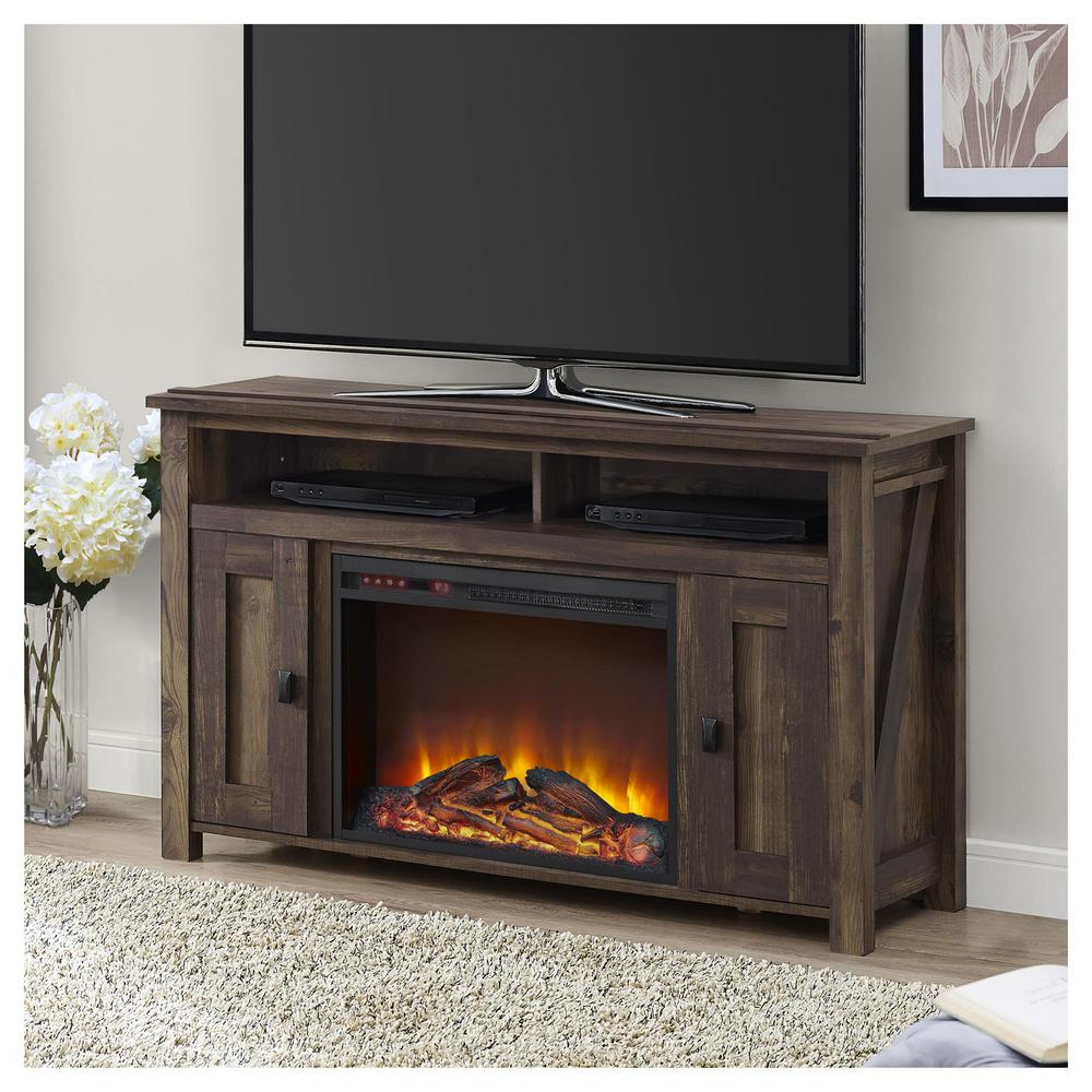 Featured Photo of 50 Inch Fireplace Tv Stands
