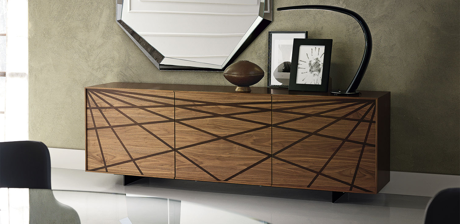 Widely Used Burnt Oak Metal Sideboards With Dining Room Sideboards – Floridian Furniture (View 8 of 20)
