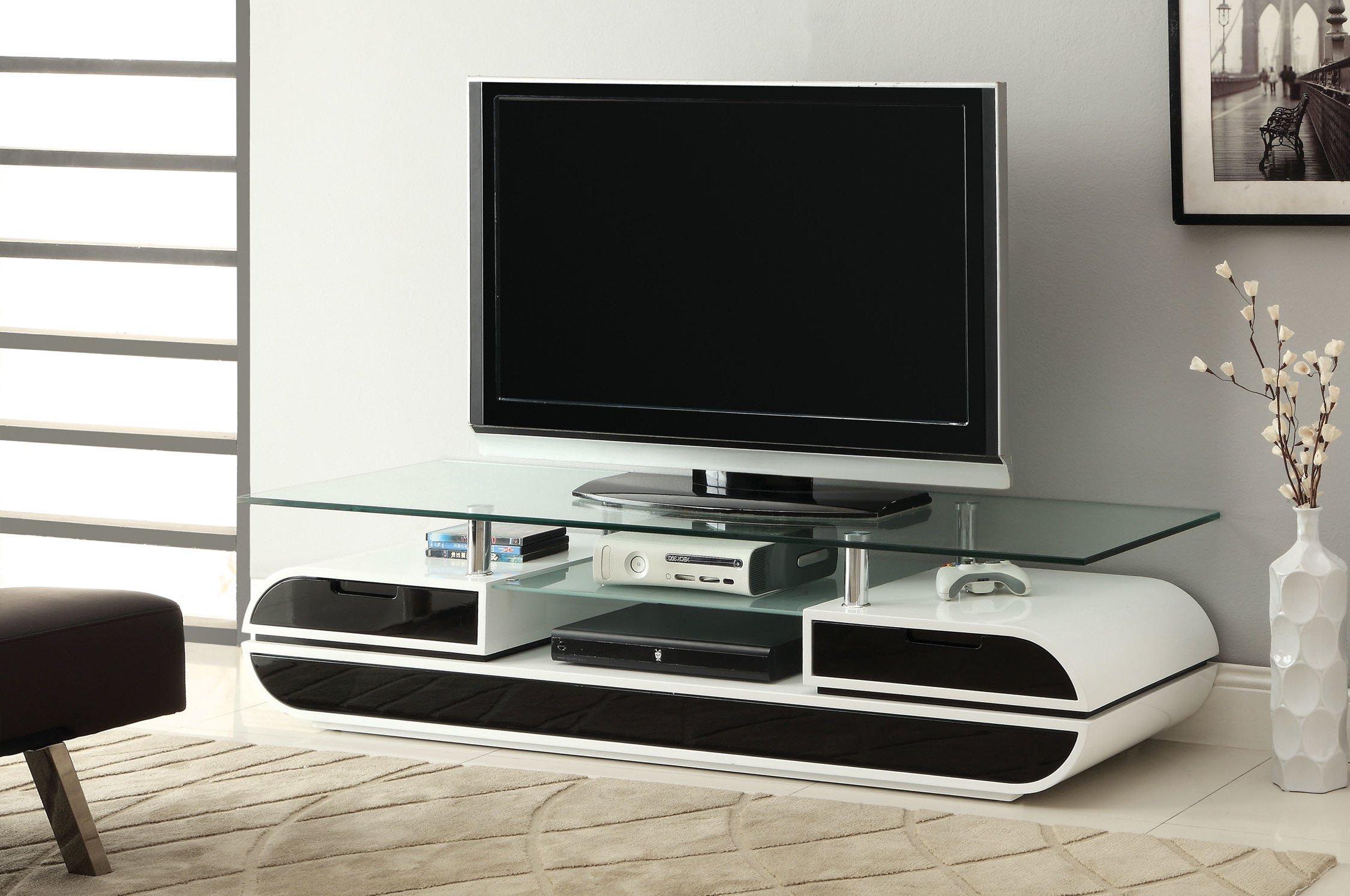 "Widely Used Hokku Tv Stands With Regard To Hokku Designs Ethan Tv Stand For Tvs Up To 70"" & Reviews (View 20 of 20)"