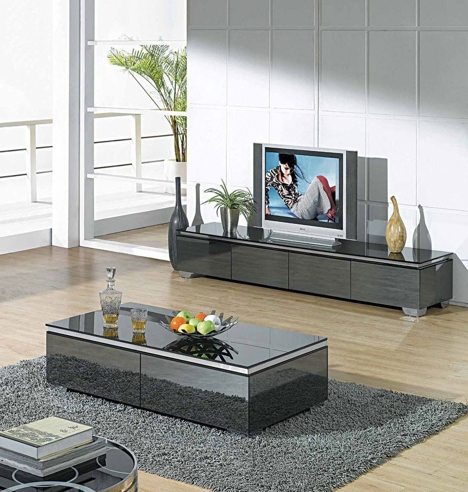 Widely Used Matching Tv Cabinet And Coffee Table (View 3 of 20)