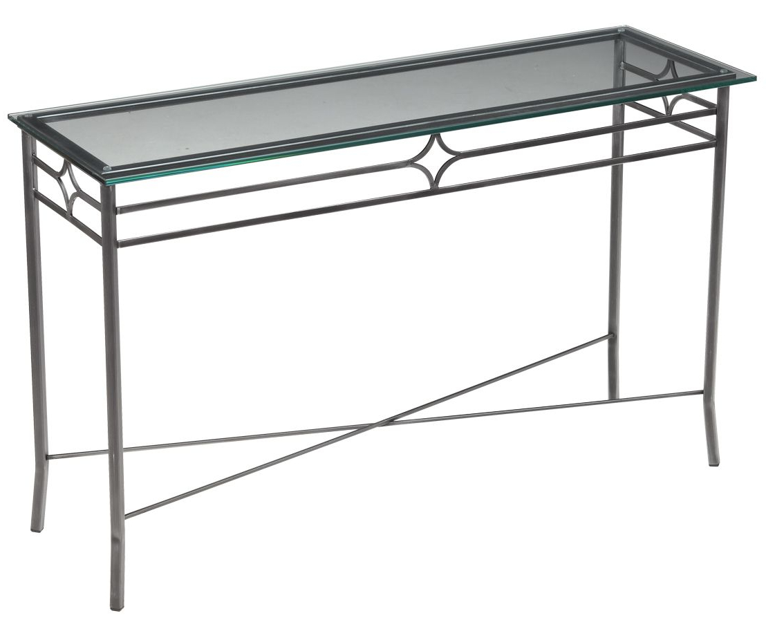 "Widely Used Silviano 60 Inch Iron Console Tables Throughout Rectangular Console Table Series 21501 48"" X 16'' X 30''h Simple (View 20 of 20)"