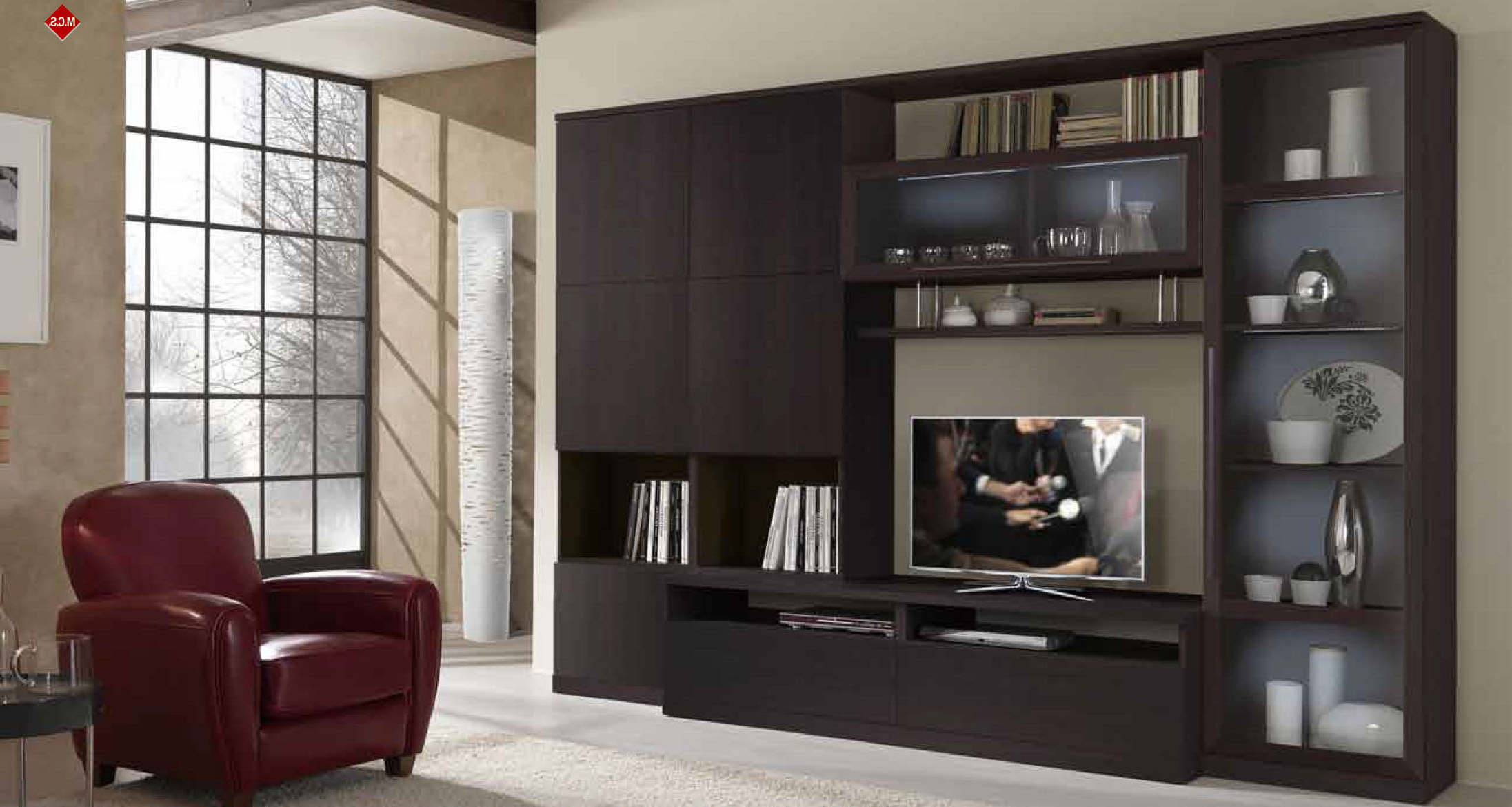 Widely Used Tv Cabinets And Wall Units For Tv Cabinets And Wall Units – Image Cabinets And Shower Mandra Tavern (View 4 of 20)