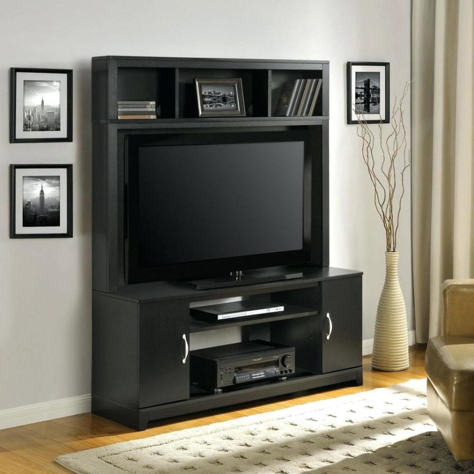 Widely Used Tv Stand Cabinet Black Corner Uk Glass – Planetwidedirectory With Black Corner Tv Cabinets With Glass Doors (View 14 of 20)