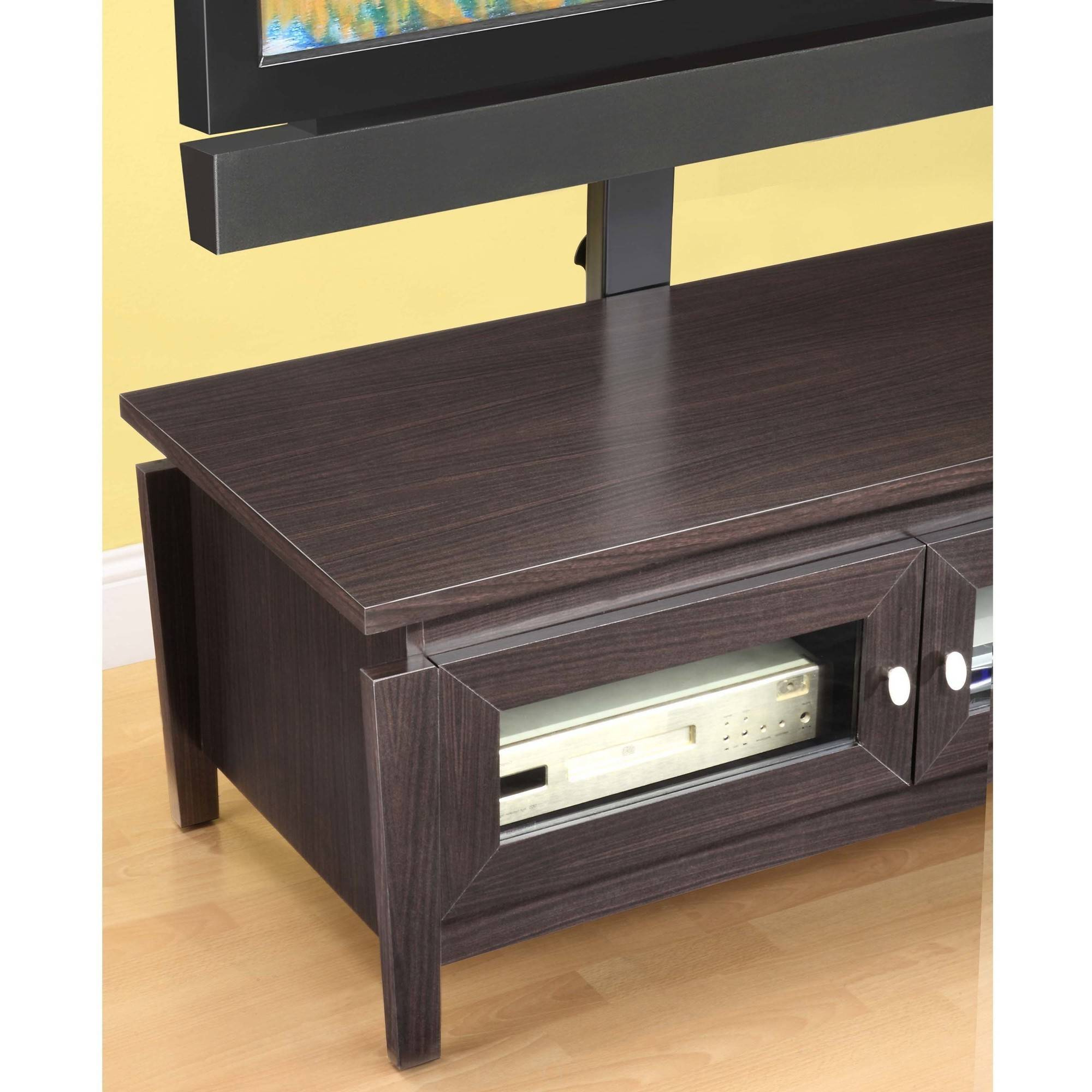"Widely Used Whalen Tv Stand With Swinging Mount, For Tvs Up To 50"" – Walmart With Regard To Willa 80 Inch Tv Stands (View 15 of 20)"