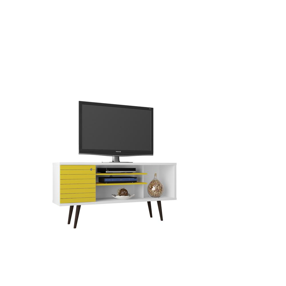 Widely Used Yellow Tv Stands In Liberty  (View 13 of 20)