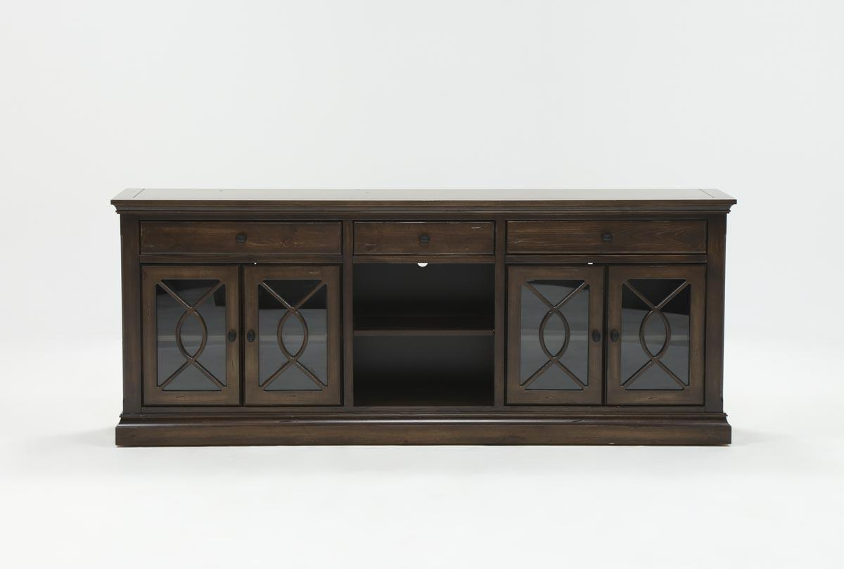 Willa 80 Inch Tv Stand (Gallery 1 of 20)