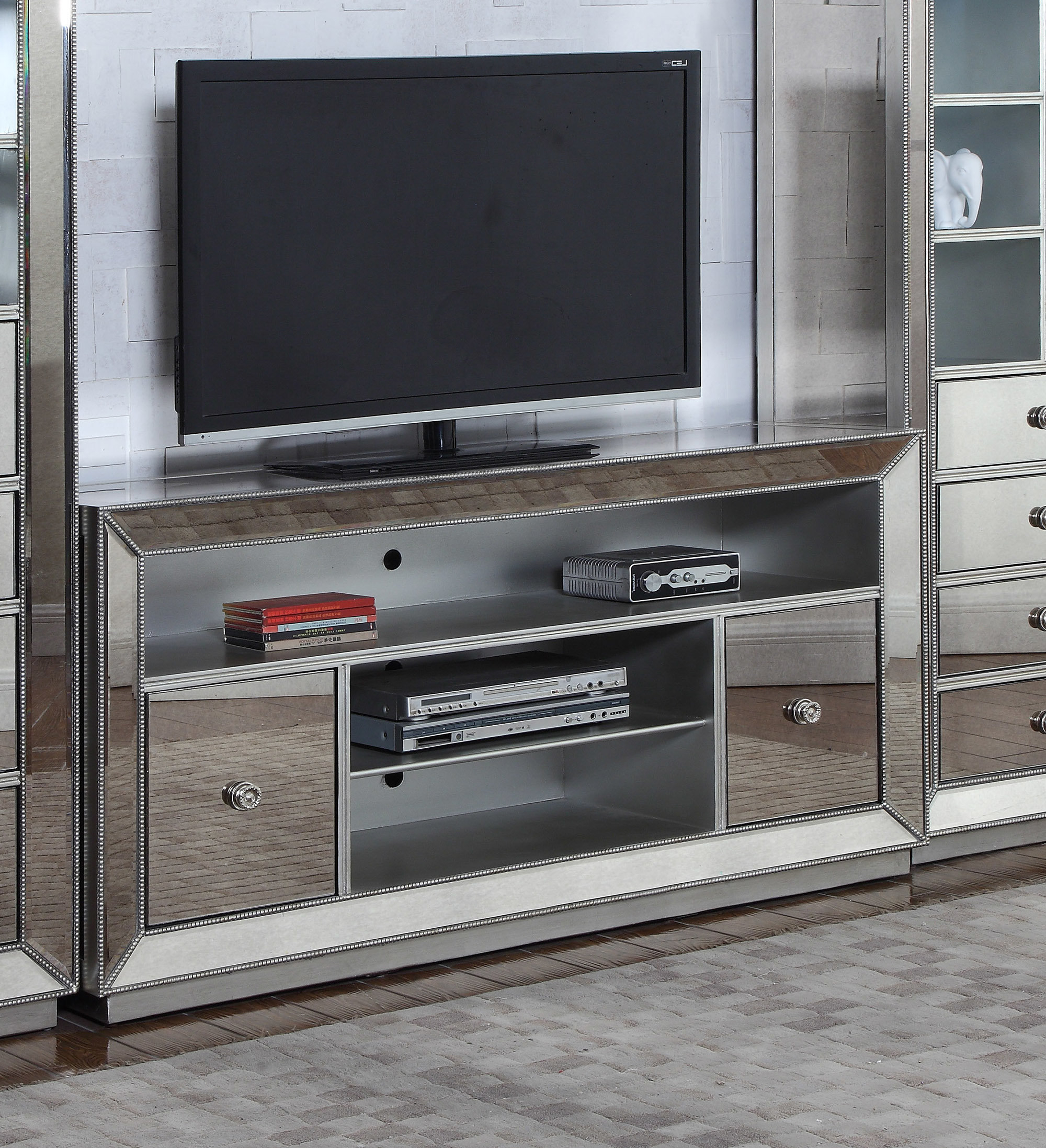 Willa 80 Inch Tv Stands Within Fashionable Glam Tv Stands You'll Love (View 19 of 20)