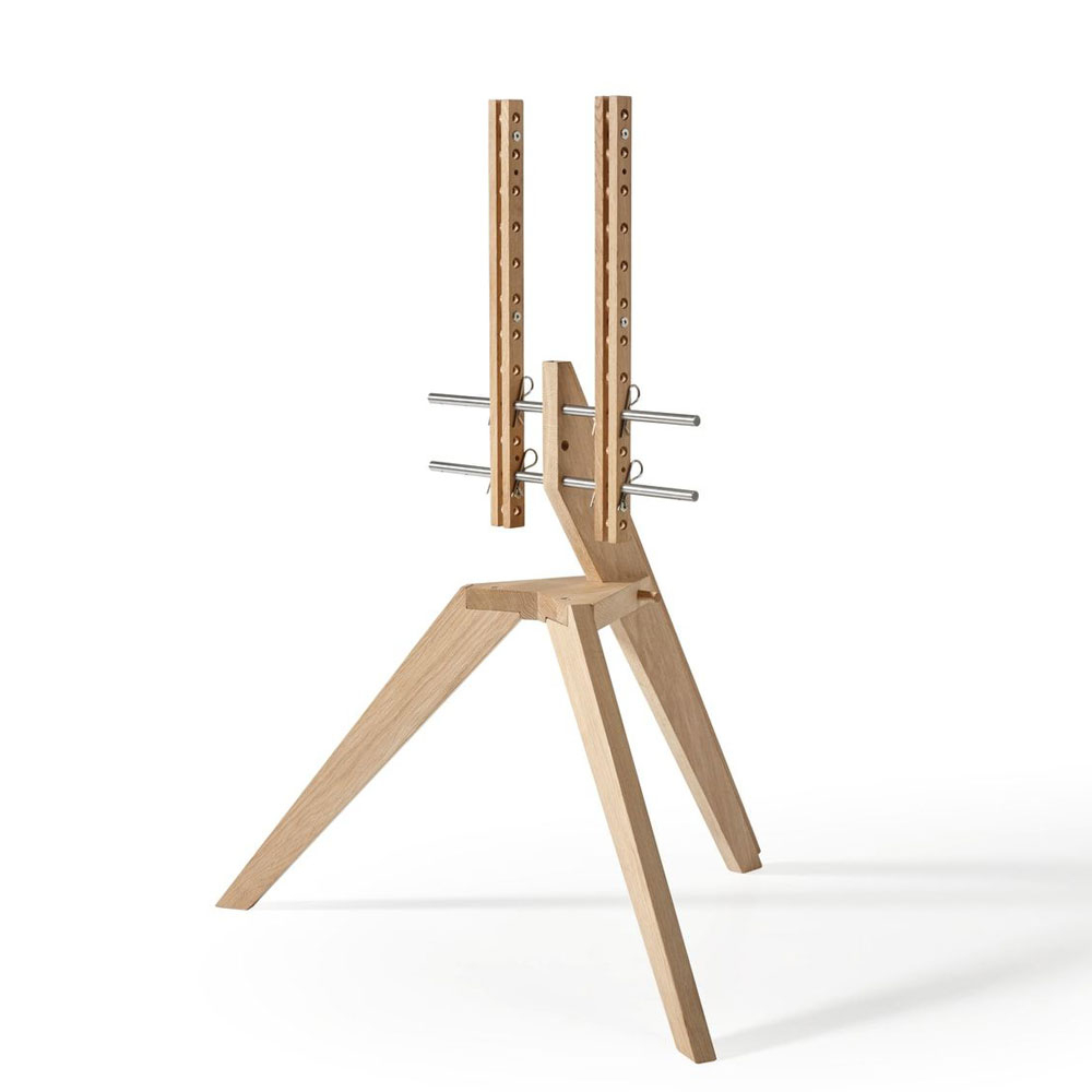 Wood Tv Floor Stands With Most Up To Date Floor L Stands Only – 28 Images – Floor Mount Dock Stand Clip Holder (View 19 of 20)