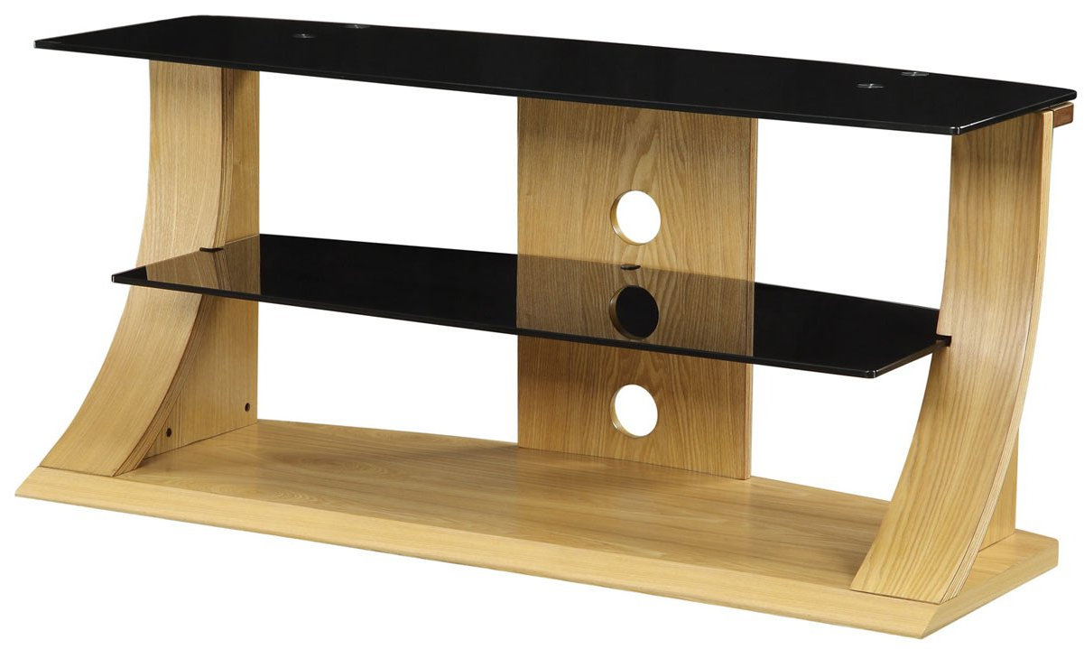 Wooden Tv Stands For 50 Inch Tv Intended For Most Recent Jual Jf201 Ob 1100 Tv Stands (View 15 of 20)