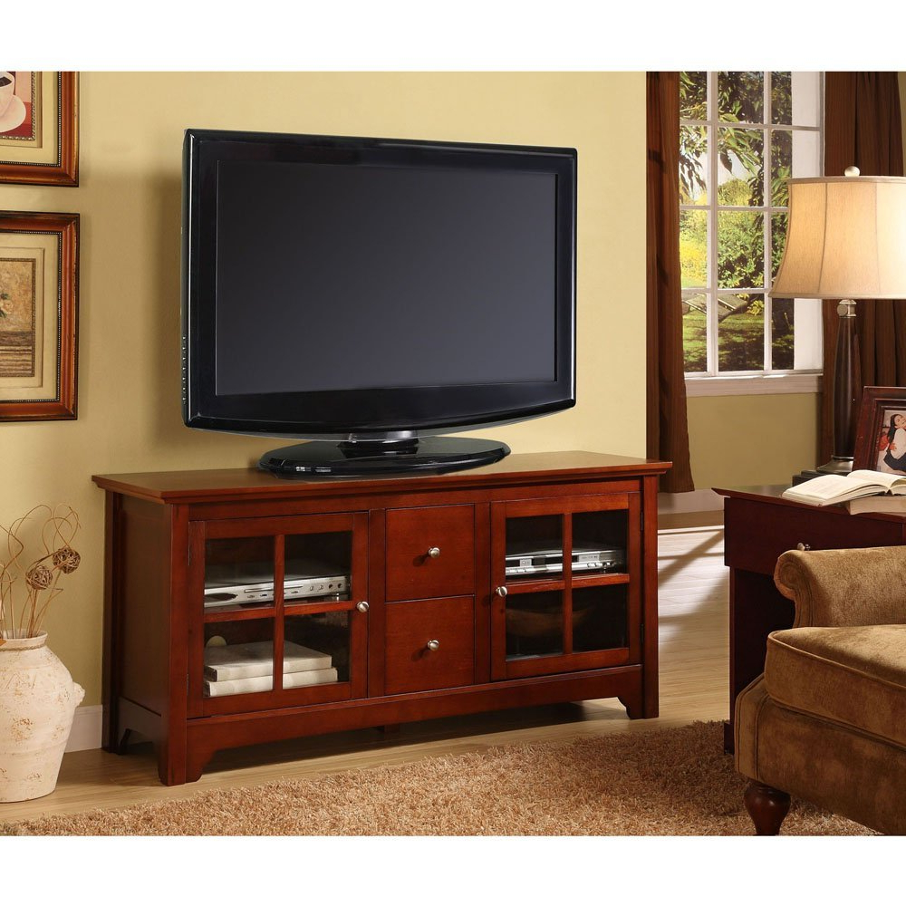 Wooden Tv Stands For 55 Inch Flat Screen Intended For Well Known Ethan Allen Entertainment Centers Best Buy Corner Tv Stands Flat (View 3 of 20)
