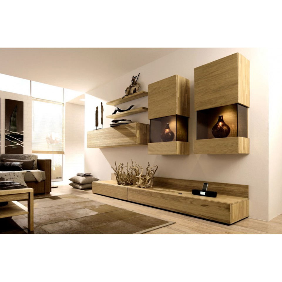 Wooden Tv Stands With Wall Shelf Cabinet Be Plenty Of Choice For The With Newest Contemporary Tv Cabinets (View 8 of 20)
