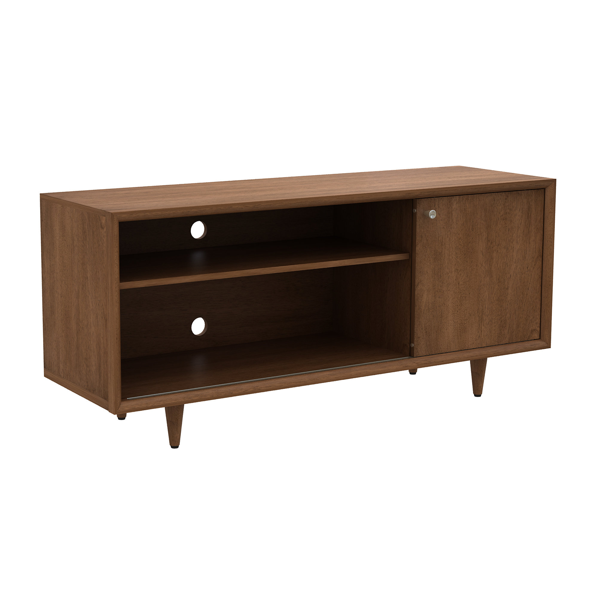 Yellow Tv Stands For Fashionable Modern Medium Yellow Wood Tv Stands (View 14 of 20)