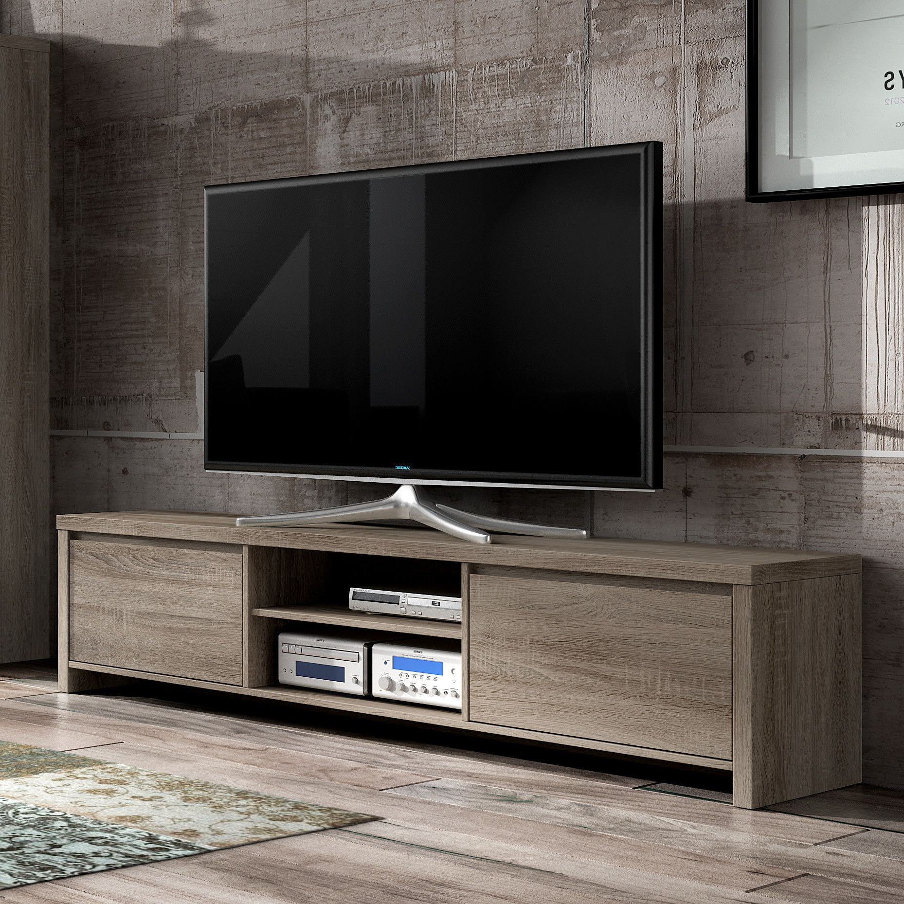 You'll Love The Sven Tv Stand At Wayfair.co.uk – Great Deals On All Within Well Known Big Tv Stands Furniture (Gallery 7 of 20)