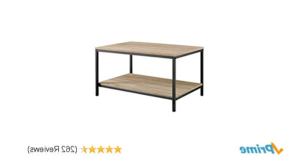 2018 Amazon: Sauder 420275 North Avenue Coffee Table, L: (View 17 of 20)
