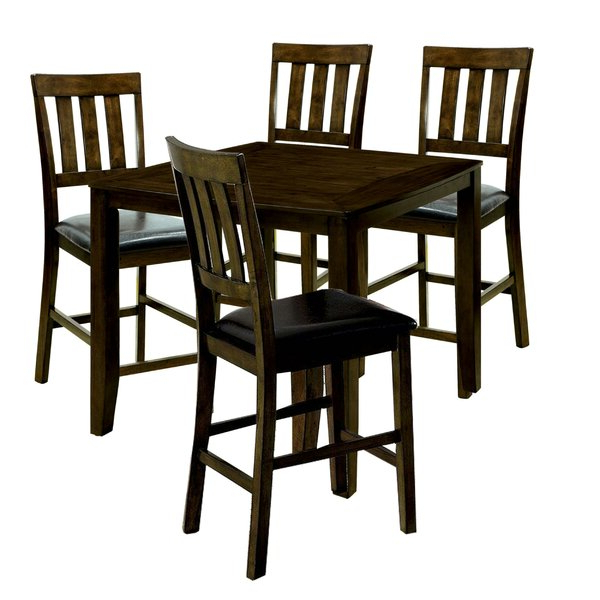 2018 Tavarez 5 Piece Dining Sets In Adriana 5 Piece Dining Setlangley Street Design On (Gallery 16 of 20)