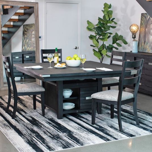 2019 Formal & Casual Dining Room Furniture Sets (Gallery 9 of 20)