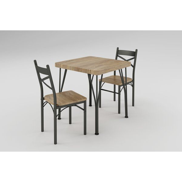 3 Piece Within Tenney 3 Piece Counter Height Dining Sets (View 19 of 20)